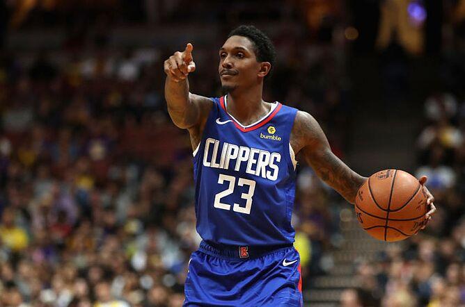 online store 6cc1d 51114 LA Clippers 2018-2019 Player Profile: Lou Williams