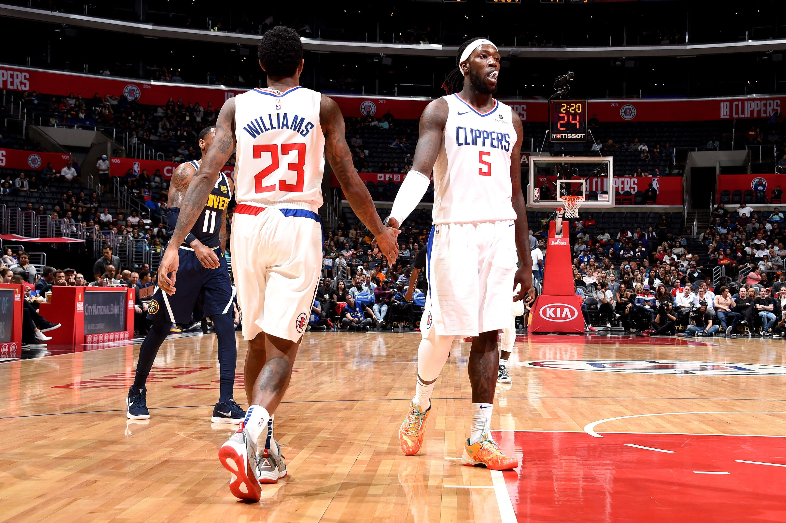 Sports Illustrated underrated a couple of LA Clippers' players