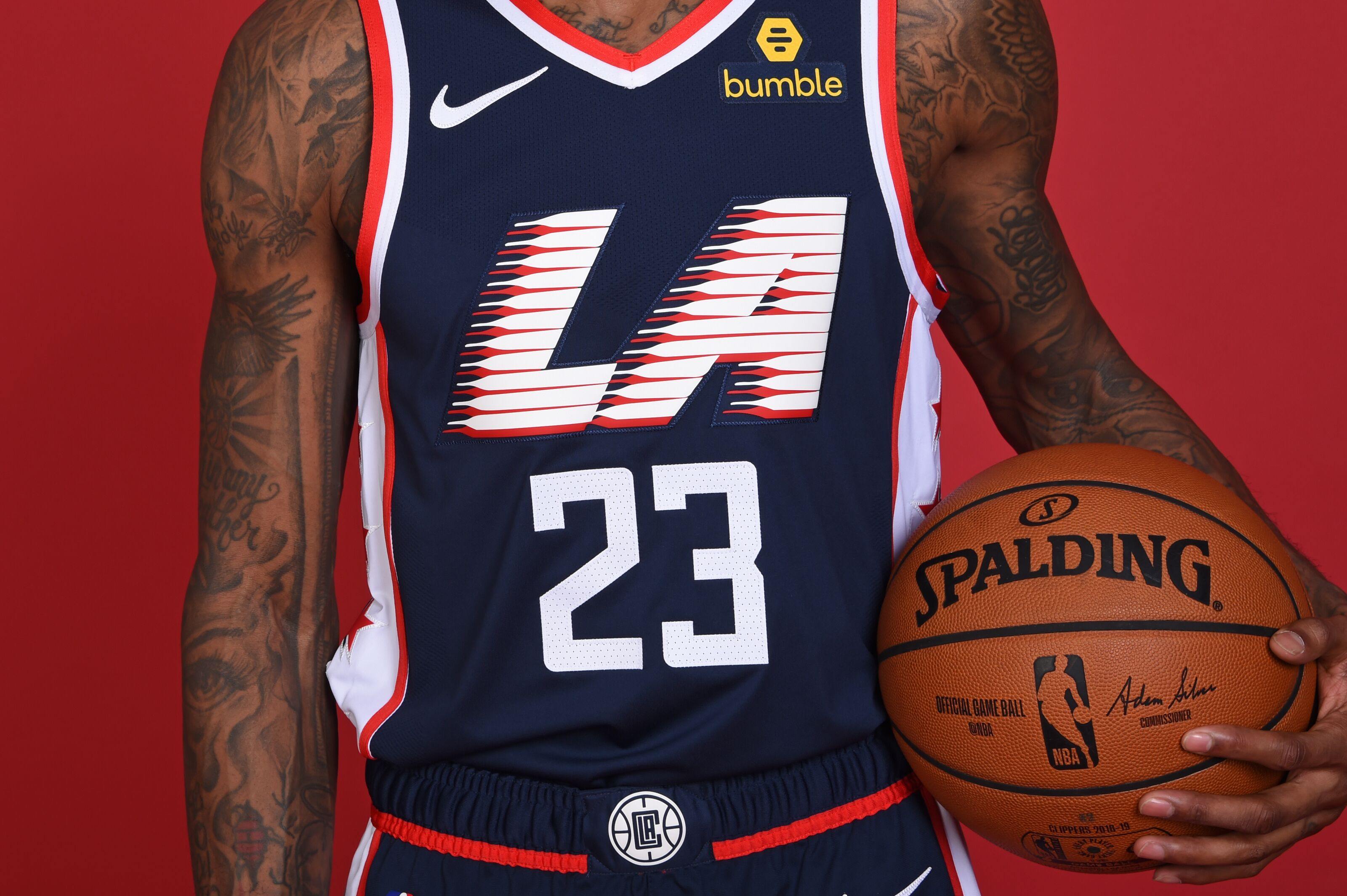 136ac63f0ae NBA City Jersey Rankings  How the LA Clippers compare to everyone else