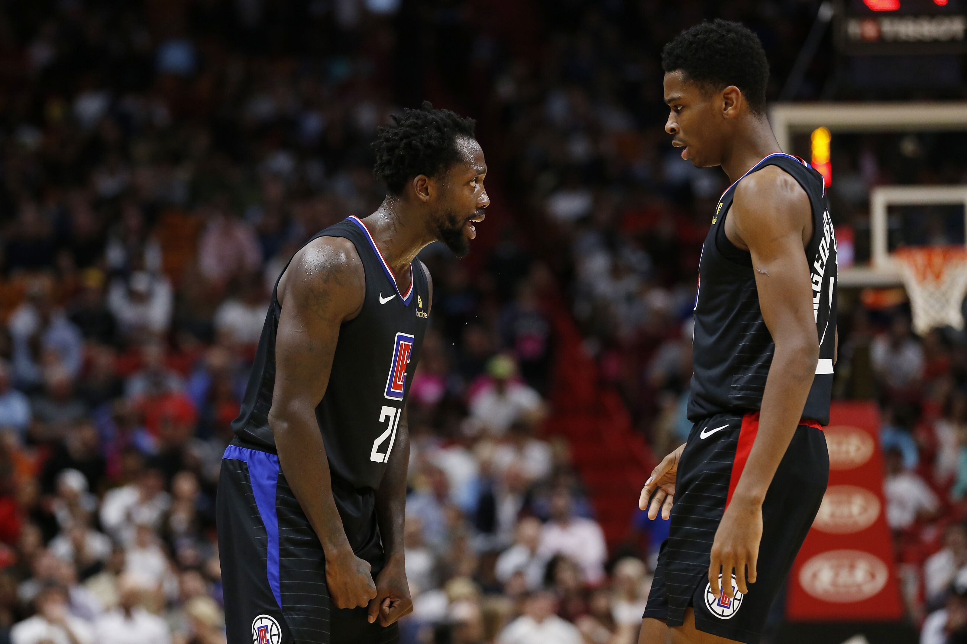 LA Clippers: Patrick Beverley advocates for Shai Gilgeous-Alexander as ROTY