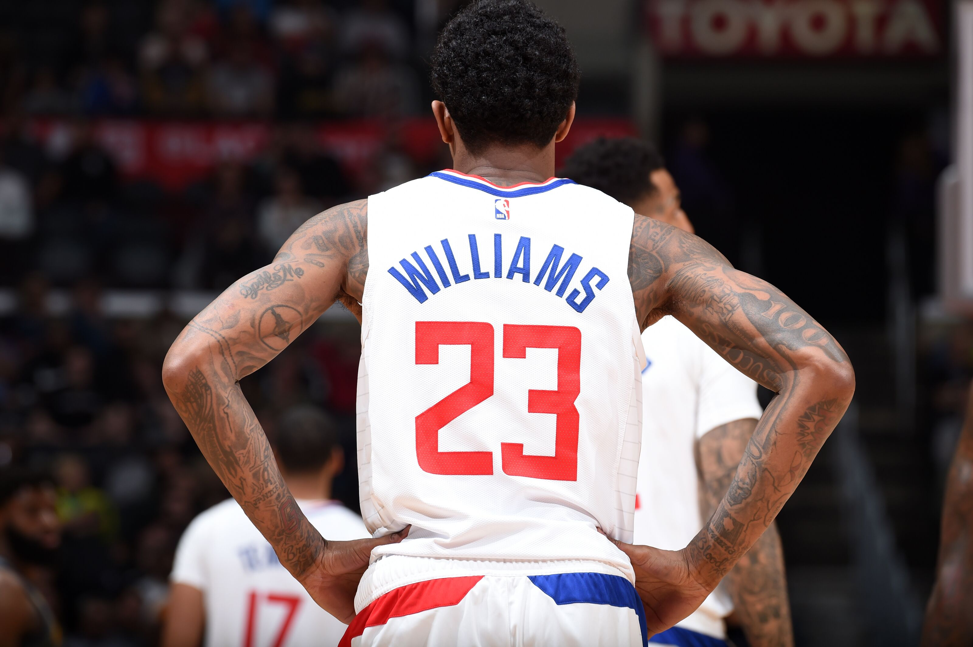 huge selection of 35f69 09fbd LA Clippers Lou Williams is the only choice for NBA Sixth ...