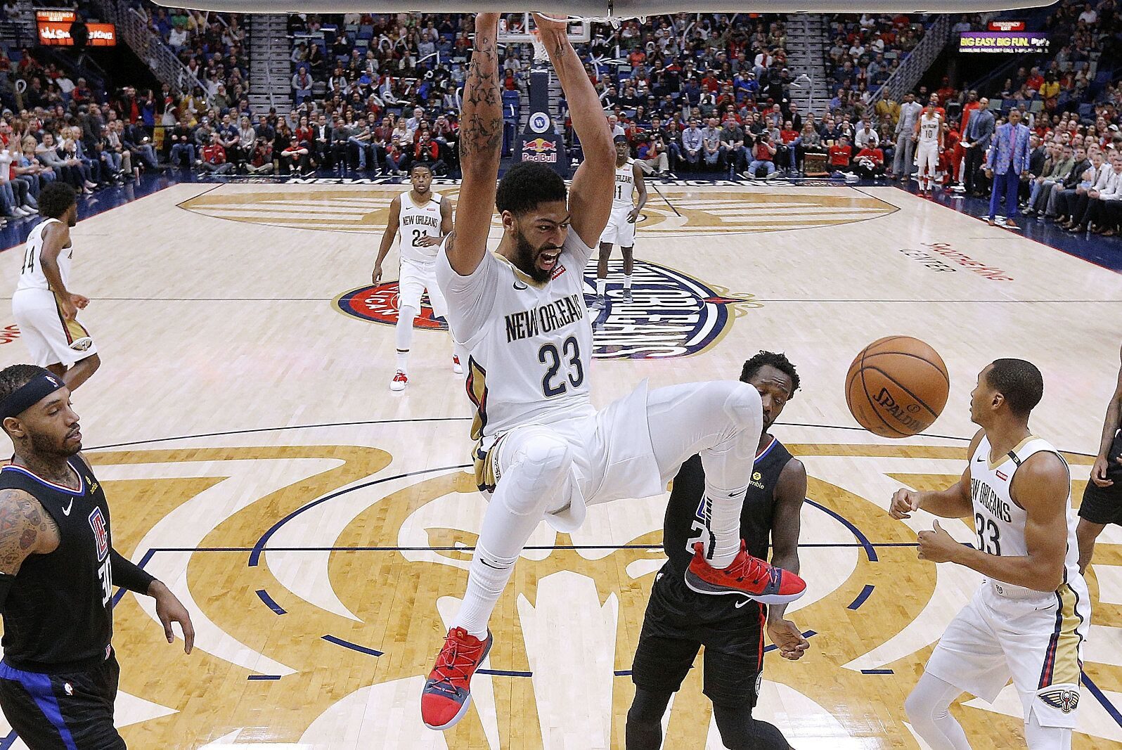 Image result for anthony davis clippers