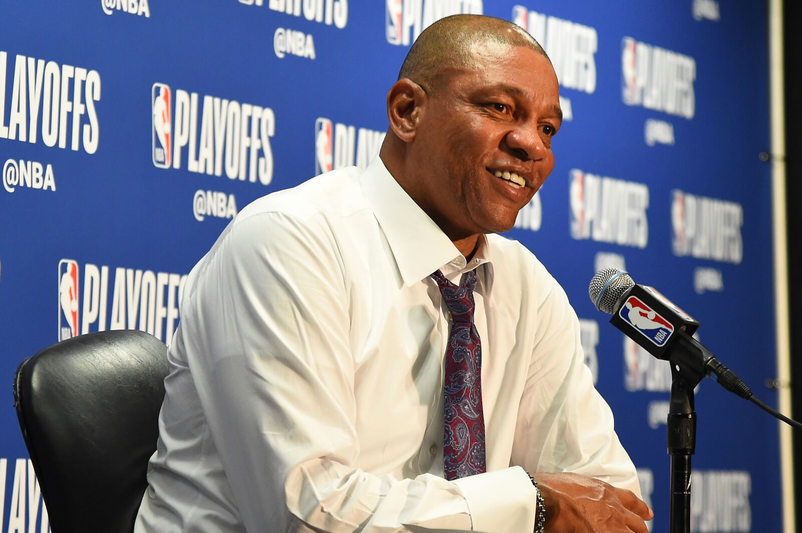 Doc Rivers Honored With Prestigious Rudy Tomjanovich Award