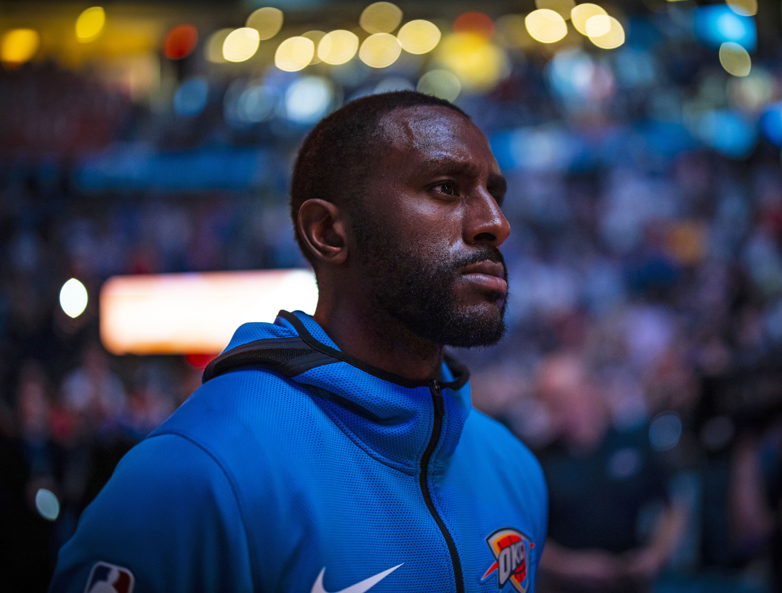 Signing Patrick Patterson is a smart insurance move