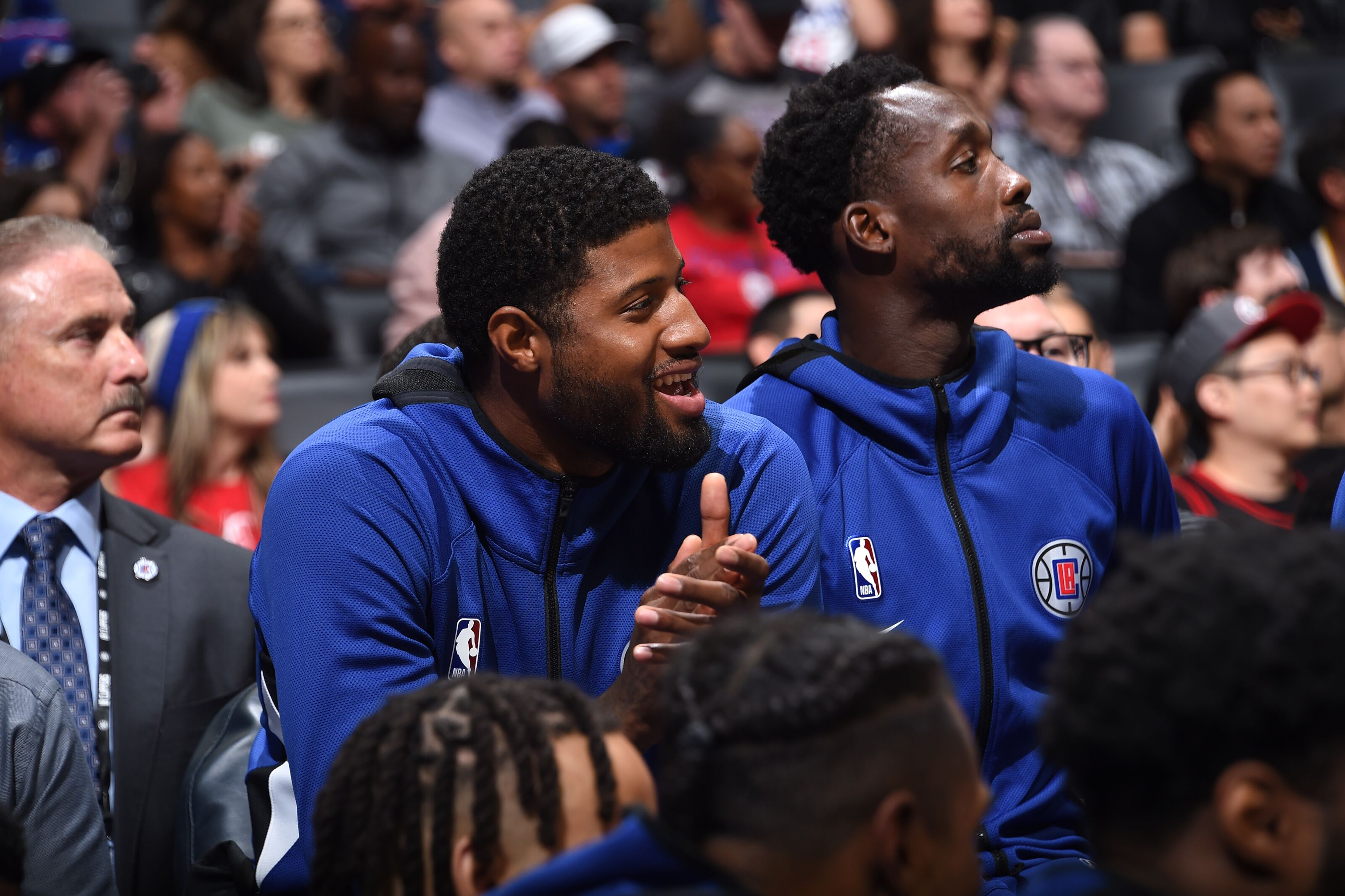 LA Clippers star Paul George's return about ten games away