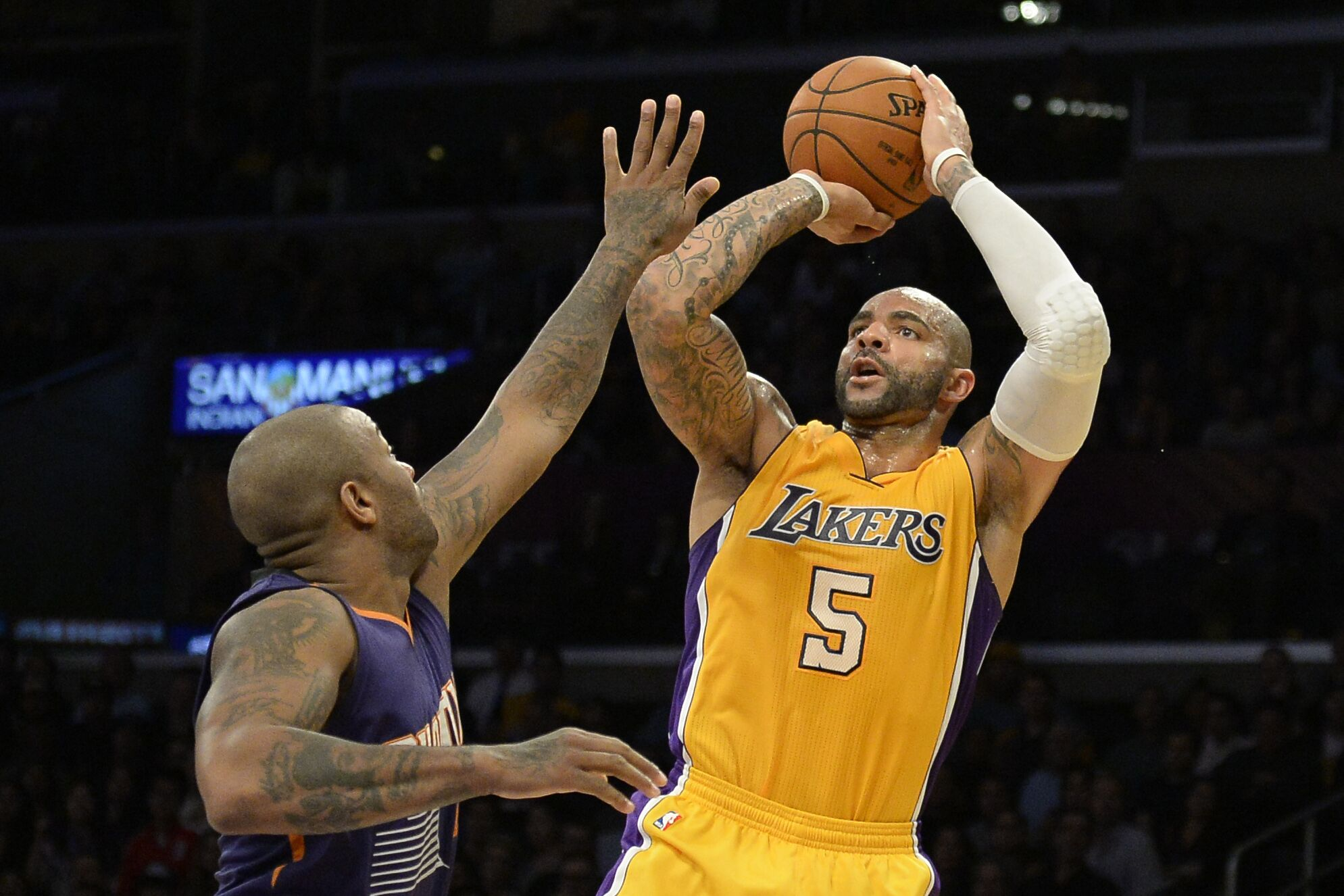 Clippers Interested in Adding Carlos Boozer