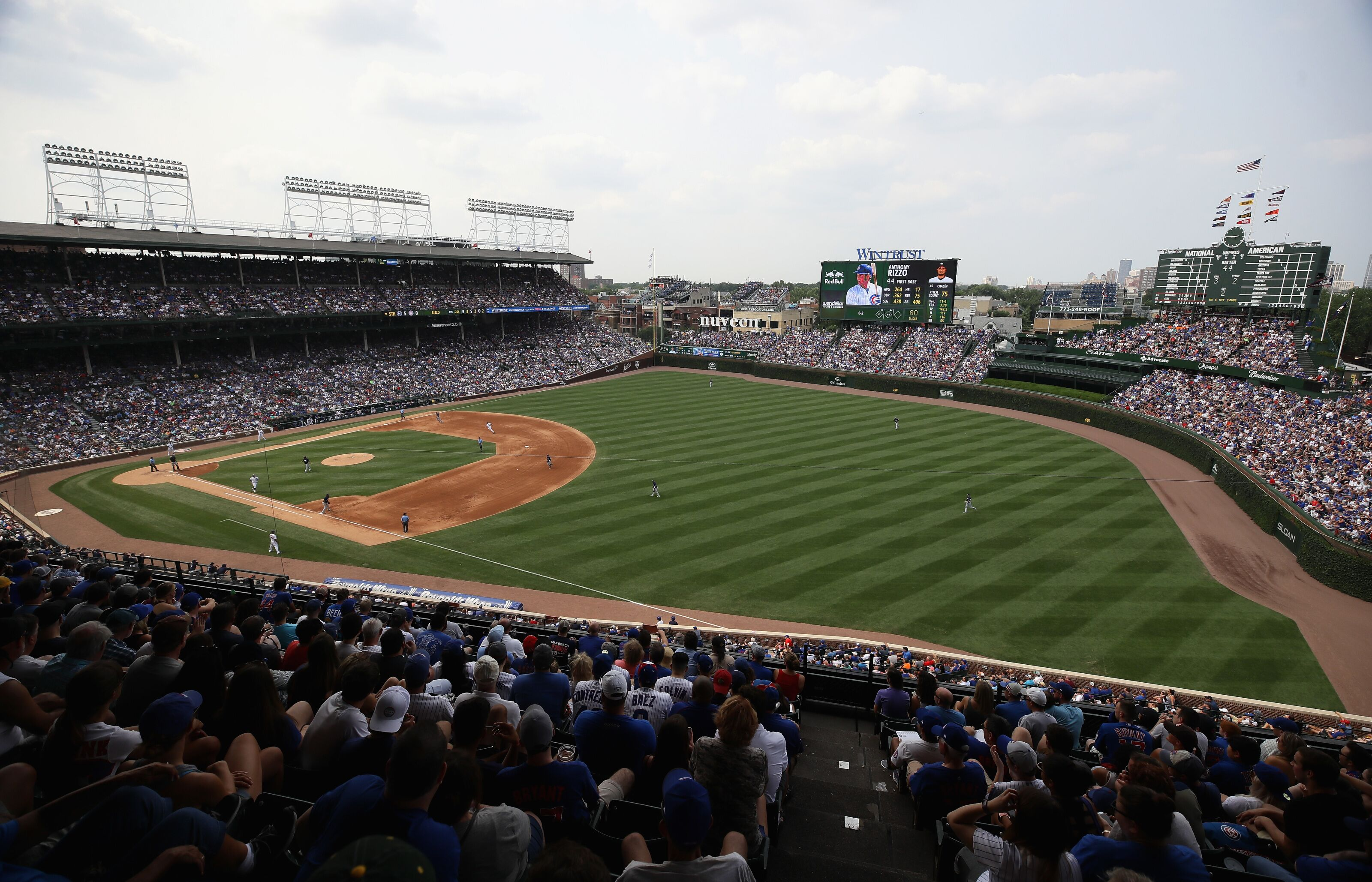Chicago Cubs Gary Pressy calling it quits after 33 years