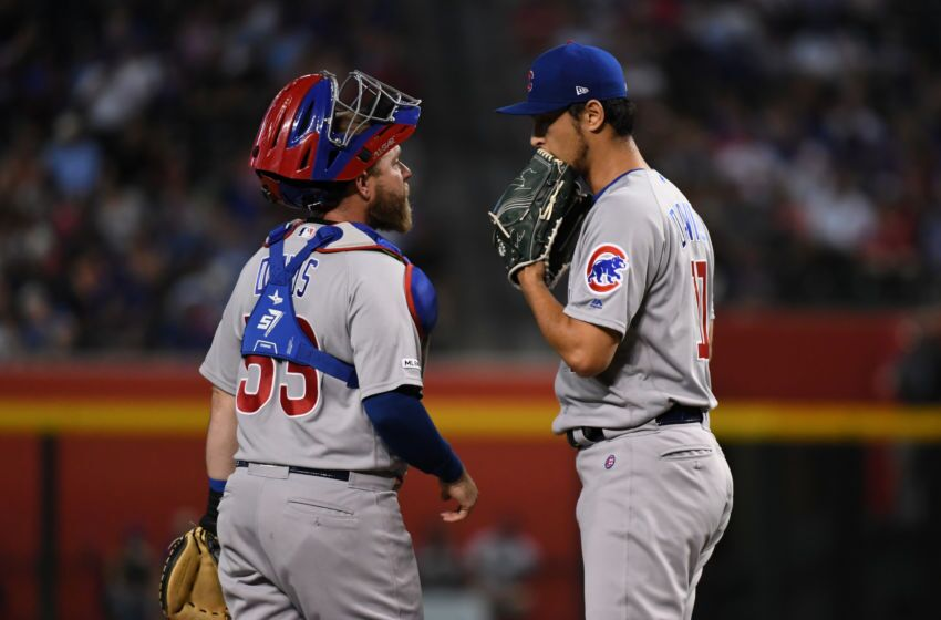 Chicago Cubs: Catching trio has been otherworldly so far in 2019