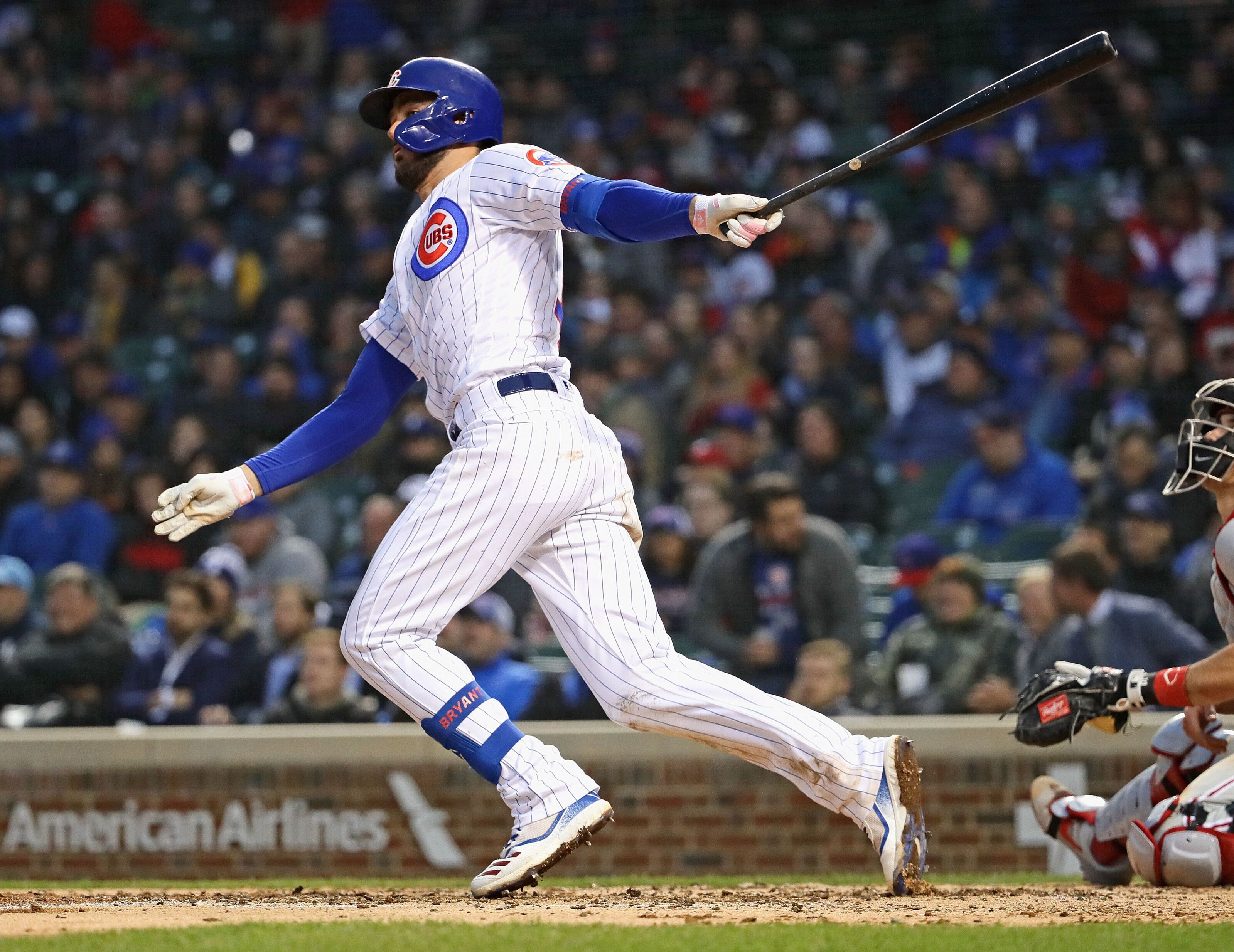 834bee085ca Kris Bryant returning at 100% is critical for the Chicago Cubs offense