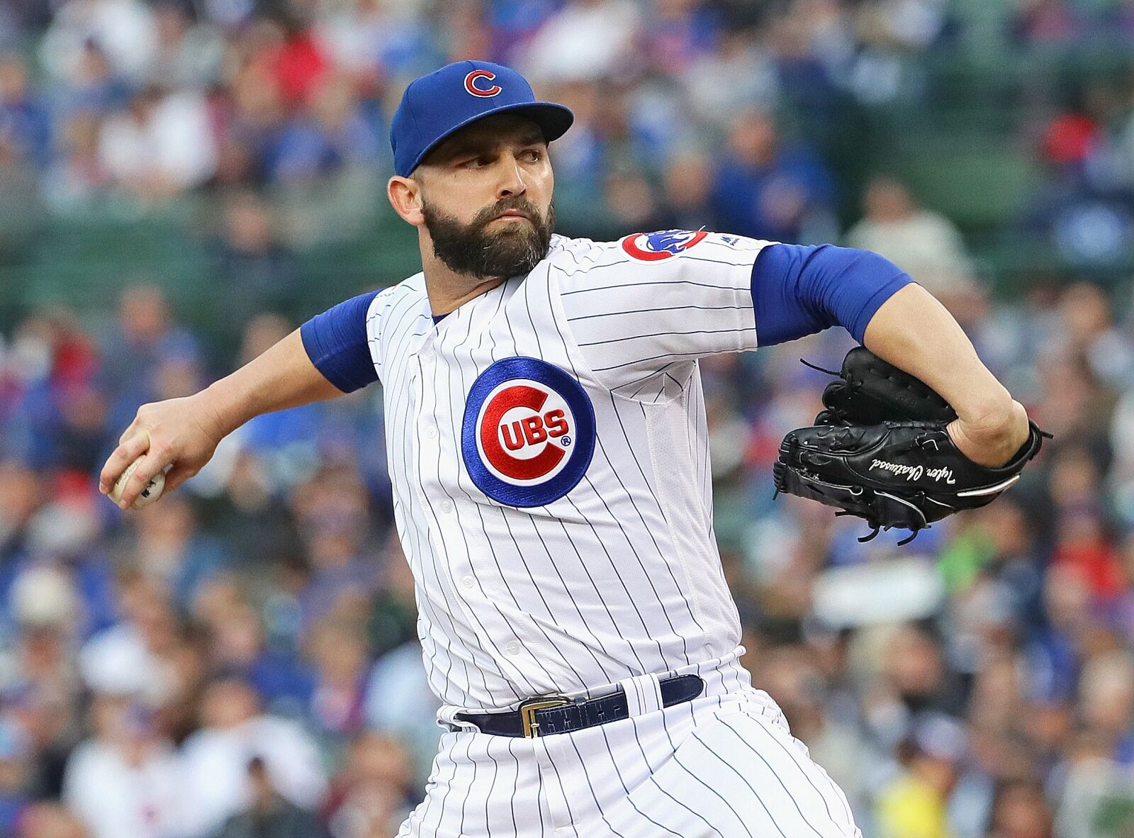 Chicago Cubs should turn to Tyler Chatwood in the starting rotation