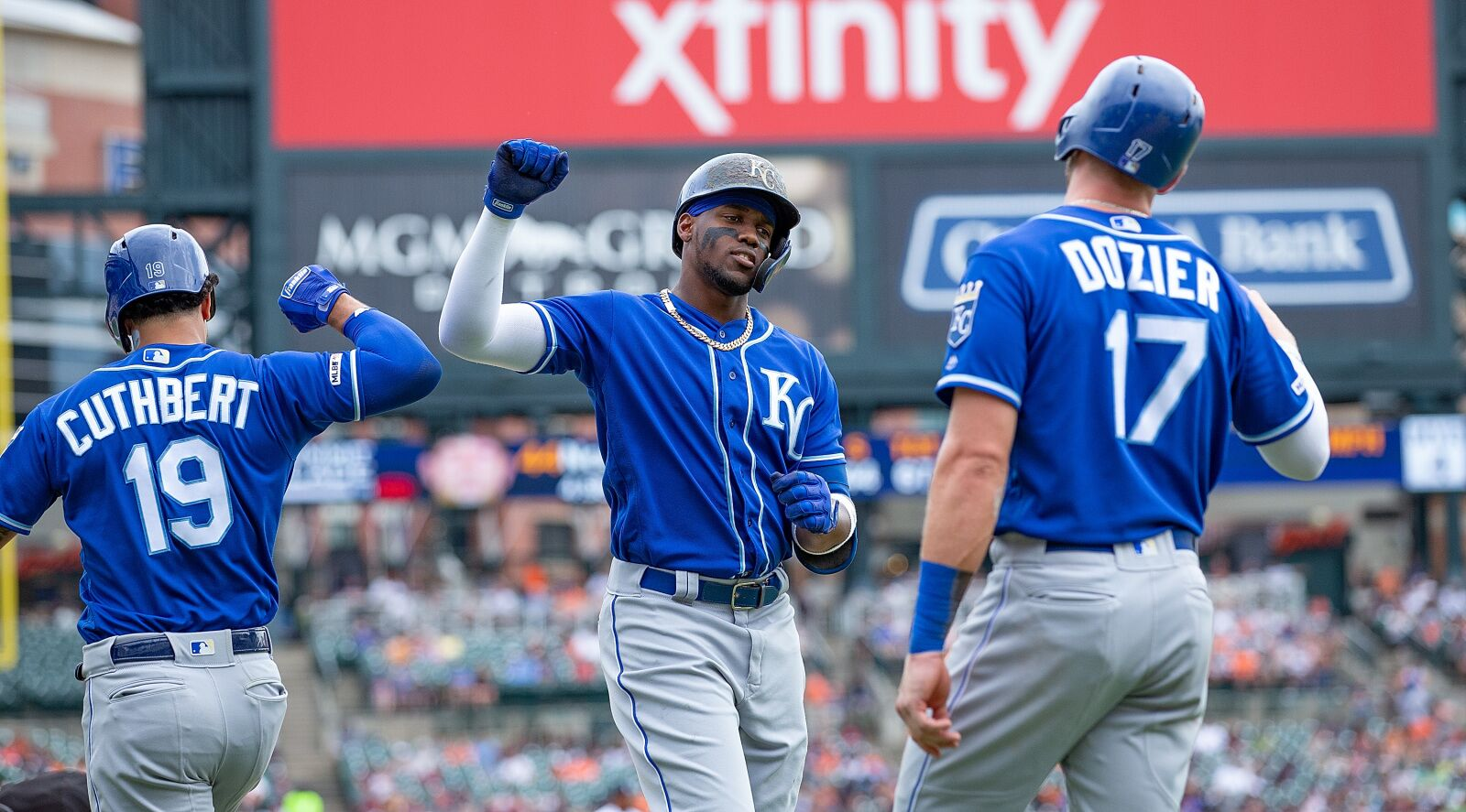 Chicago Cubs: Jorge Soler hitting his stride with the Royals