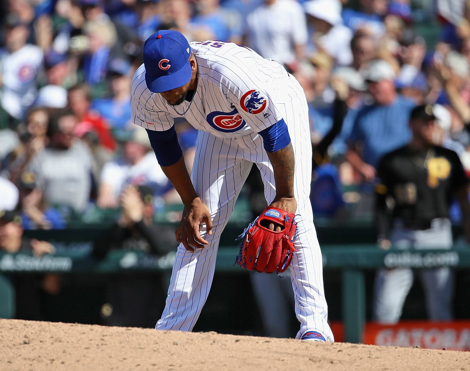Chicago Cubs: Pedro Strop needs a new role in the bullpen