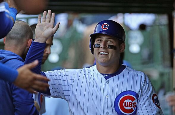 Chicago Cubs may be forced to turn to the world's greatest leadoff hitter