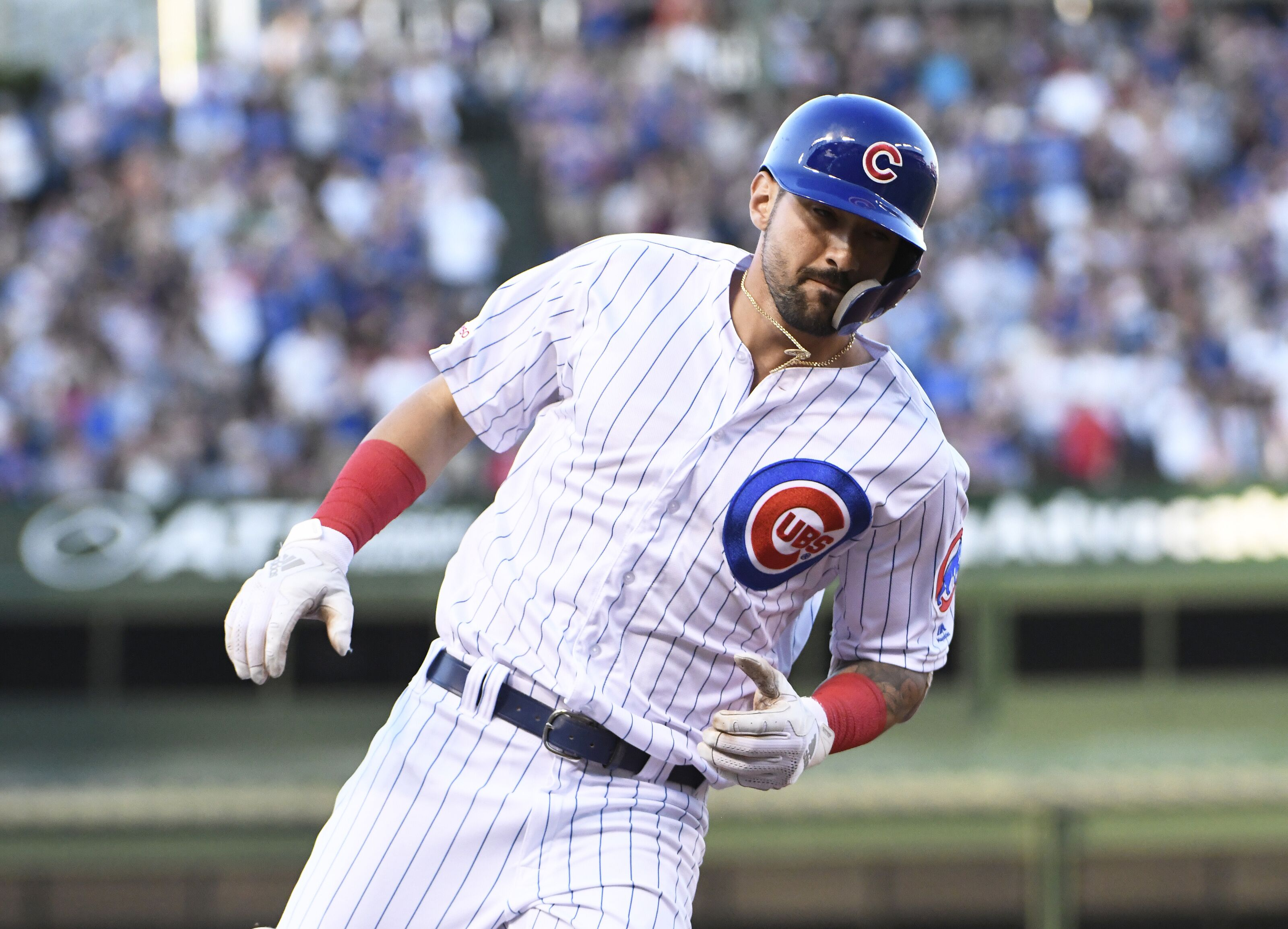 Chicago Cubs: Nicholas Castellanos a hot topic at Cubs Convention