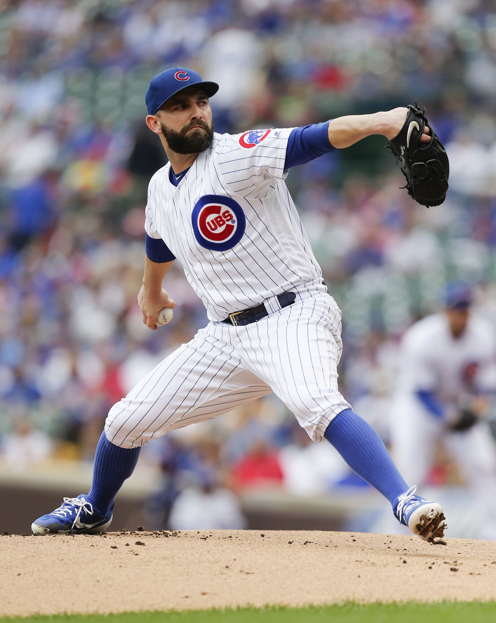 Chicago Cubs should give Tyler Chatwood a chance in late innings