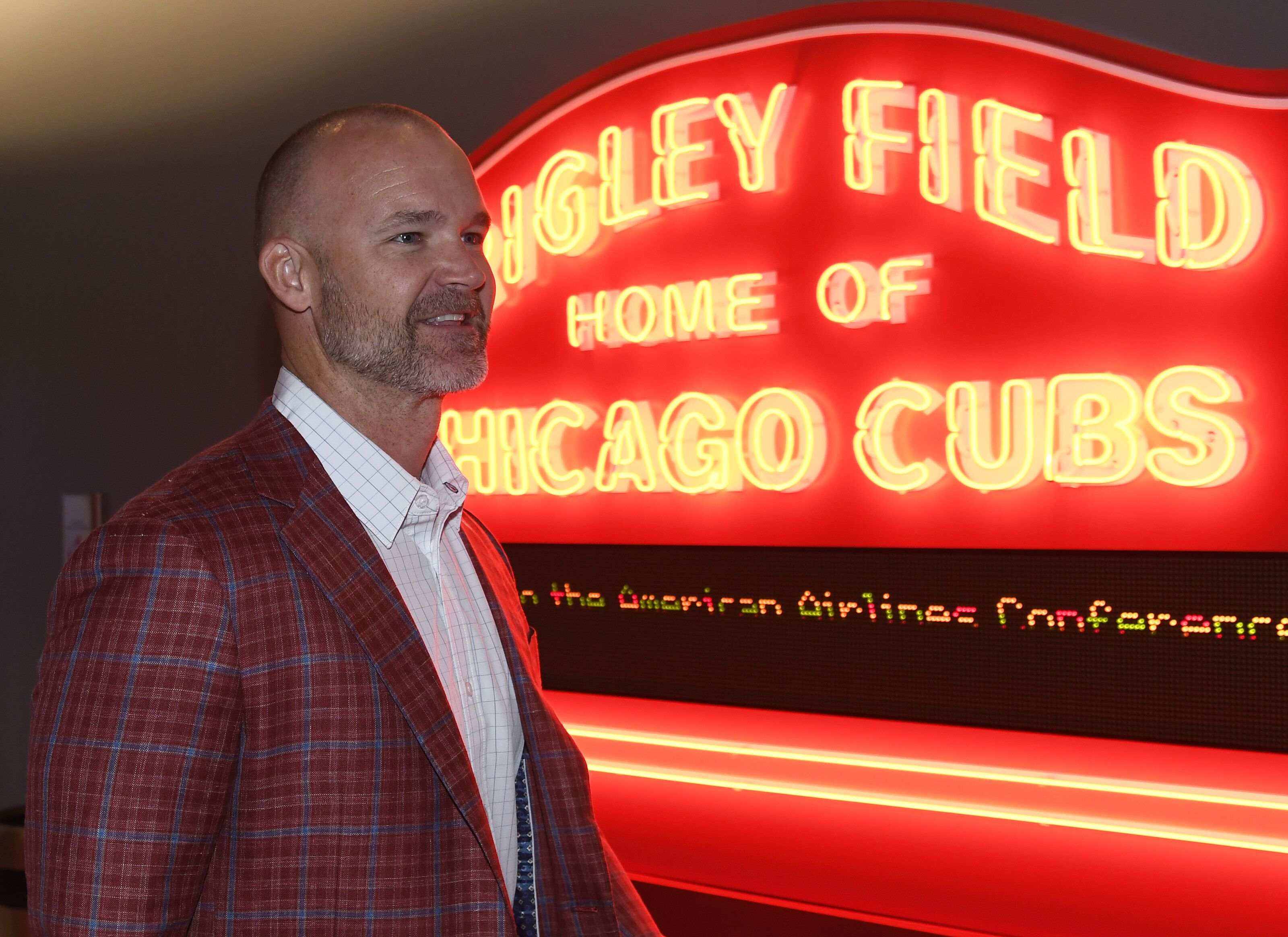 Chicago Cubs: David Ross looks like he could take over a selling team