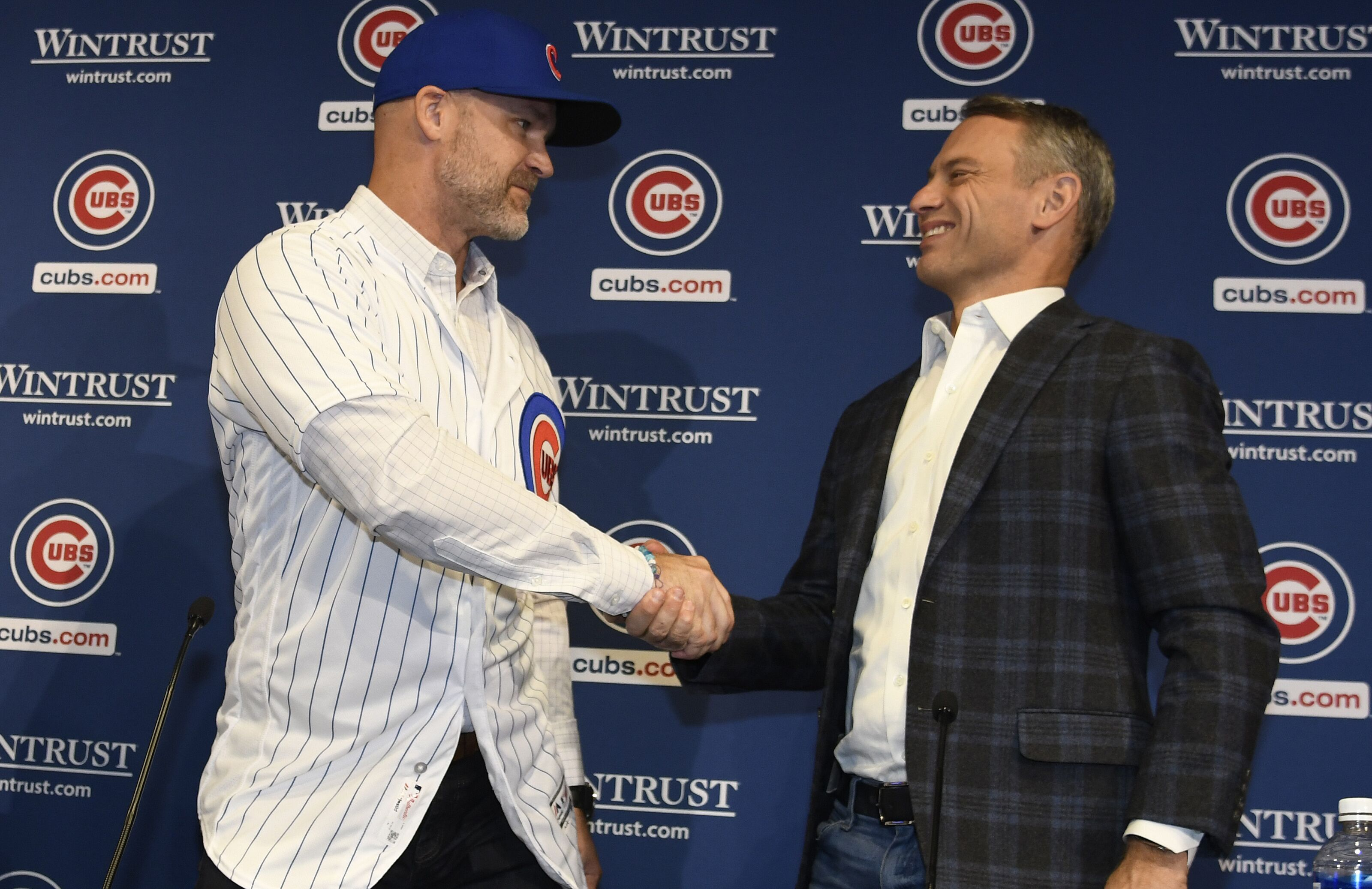 Chicago Cubs David Ross will have influence on free agent targets