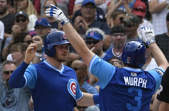 b84ae860018 Chicago Cubs  Fan s Weekend means we get to pick the nicknames