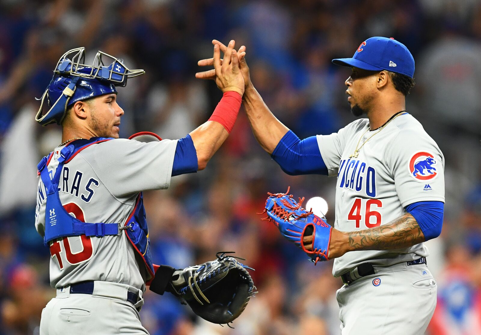 82c4435f560 Chicago Cubs move to 25 games over .500 with win over Atlanta Braves