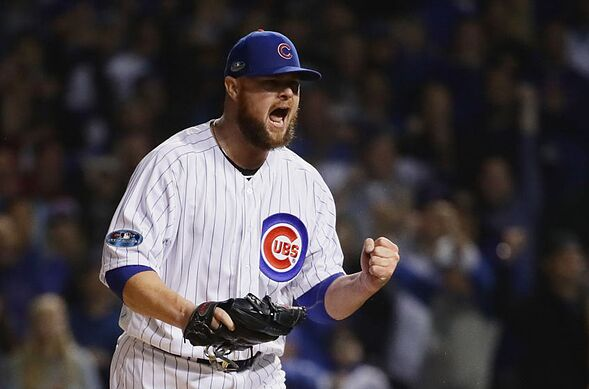 chicago cubs how does the cubs starting rotation stack up