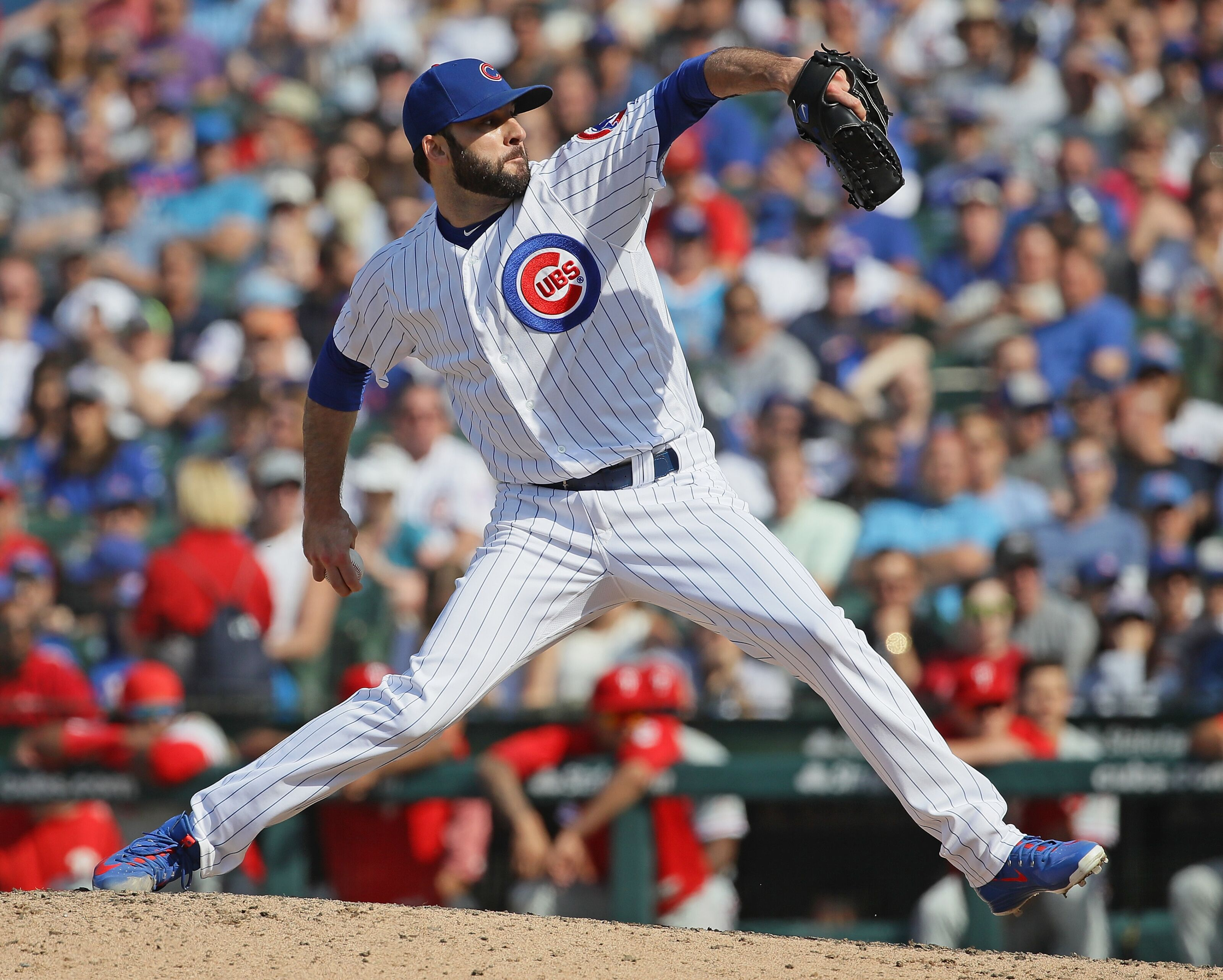 Cubs Rumors: A Brandon Morrow reunion could be a win-win