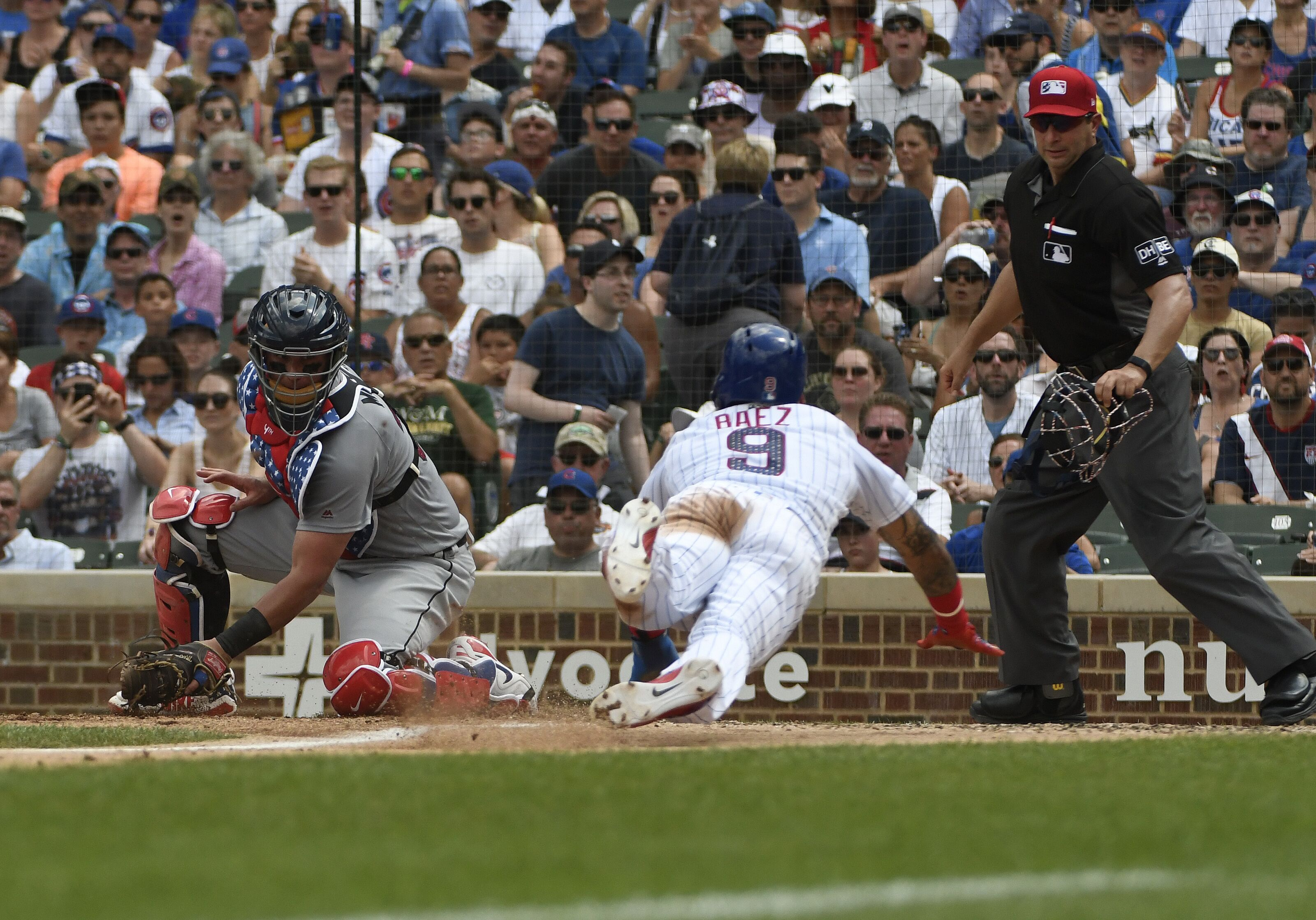 Chicago Cubs: Recalling the best Javier Báez move of 2018