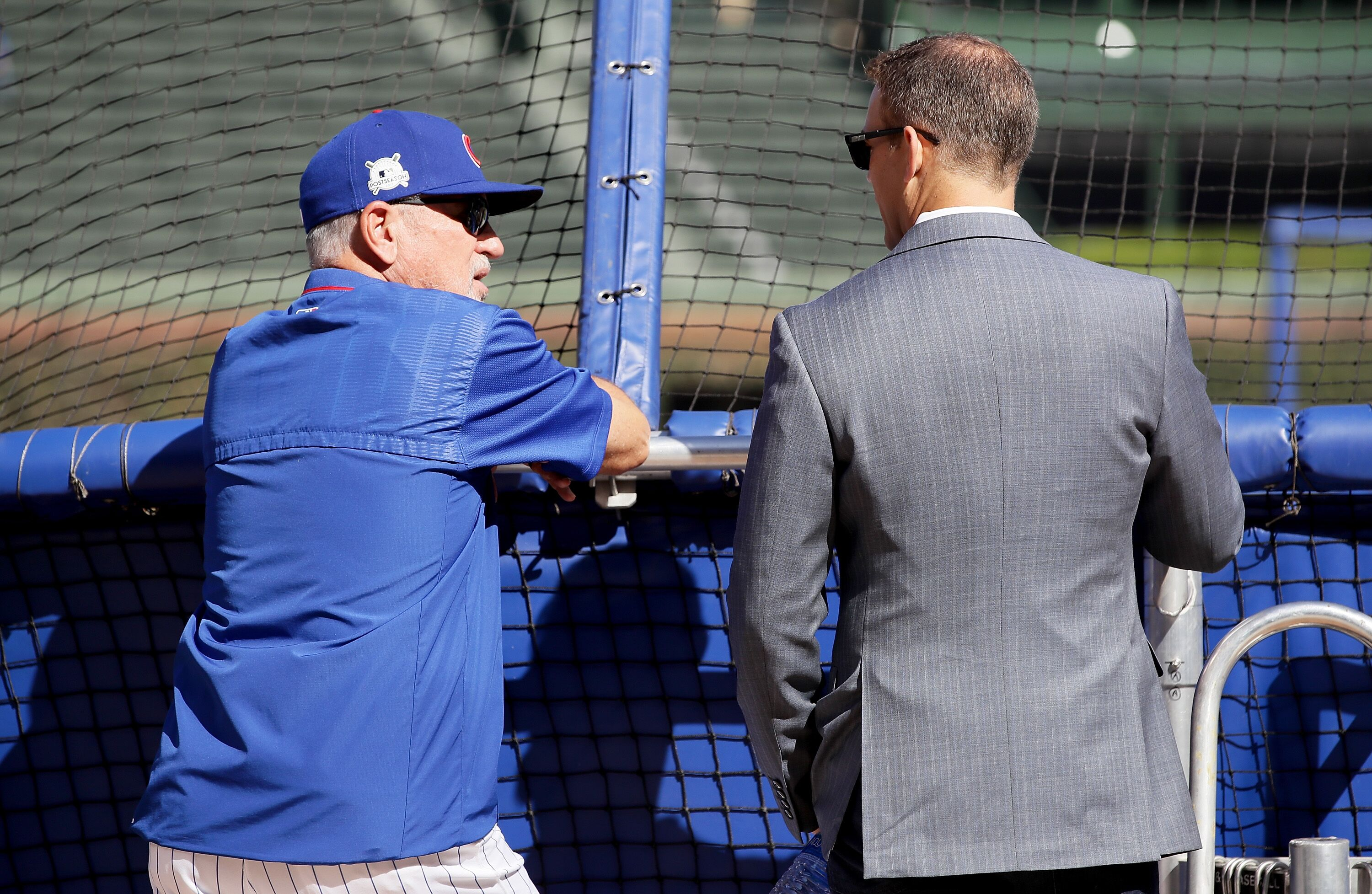 Chicago Cubs: Desperately holding on, hoping for better second-half