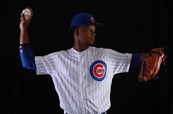 quality design 1e7de 0fa3d Chicago Cubs: Who has the best uniforms in the National ...