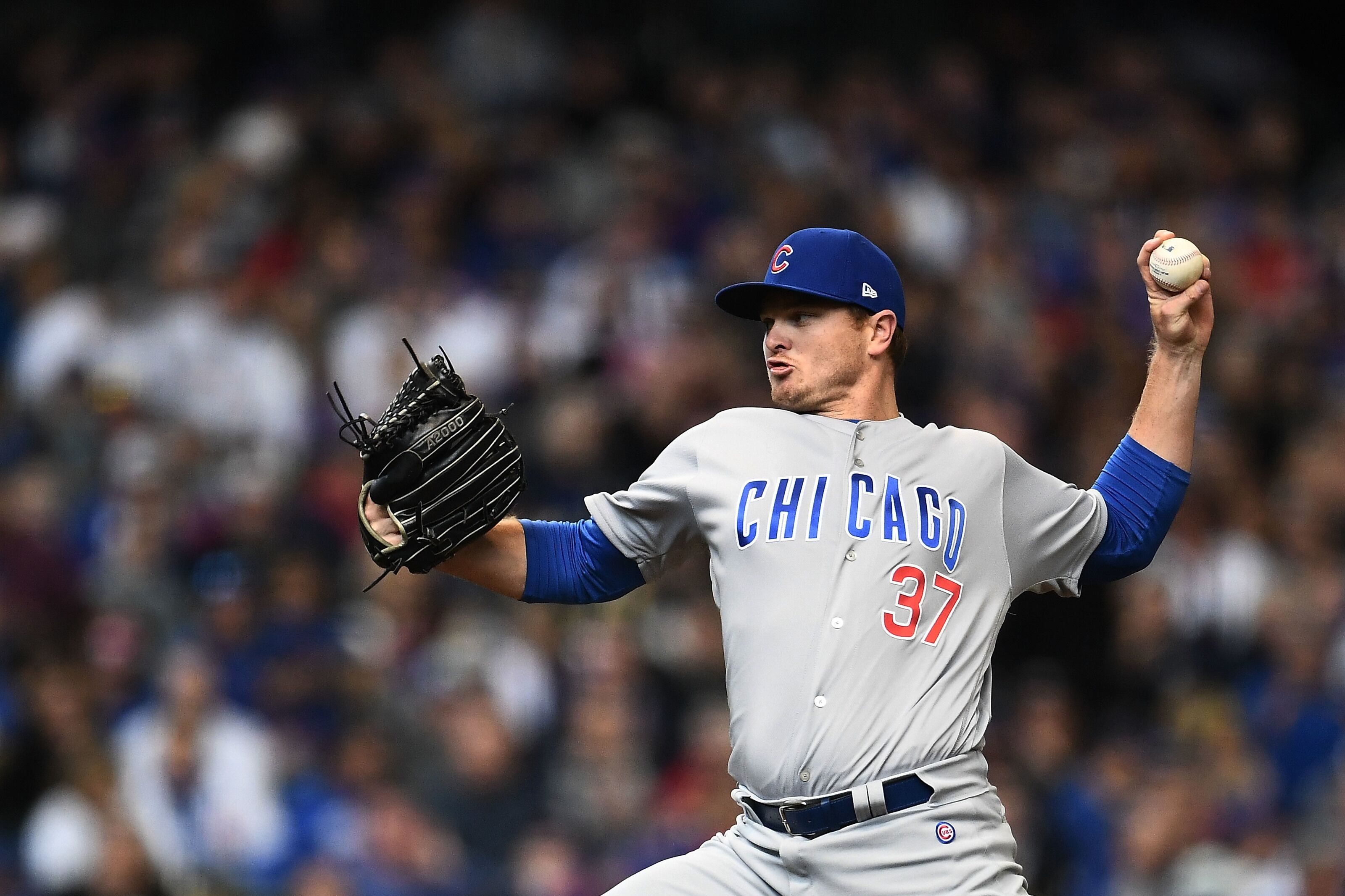 15050e216c6 Chicago Cubs  Was the Justin Wilson trade worth it