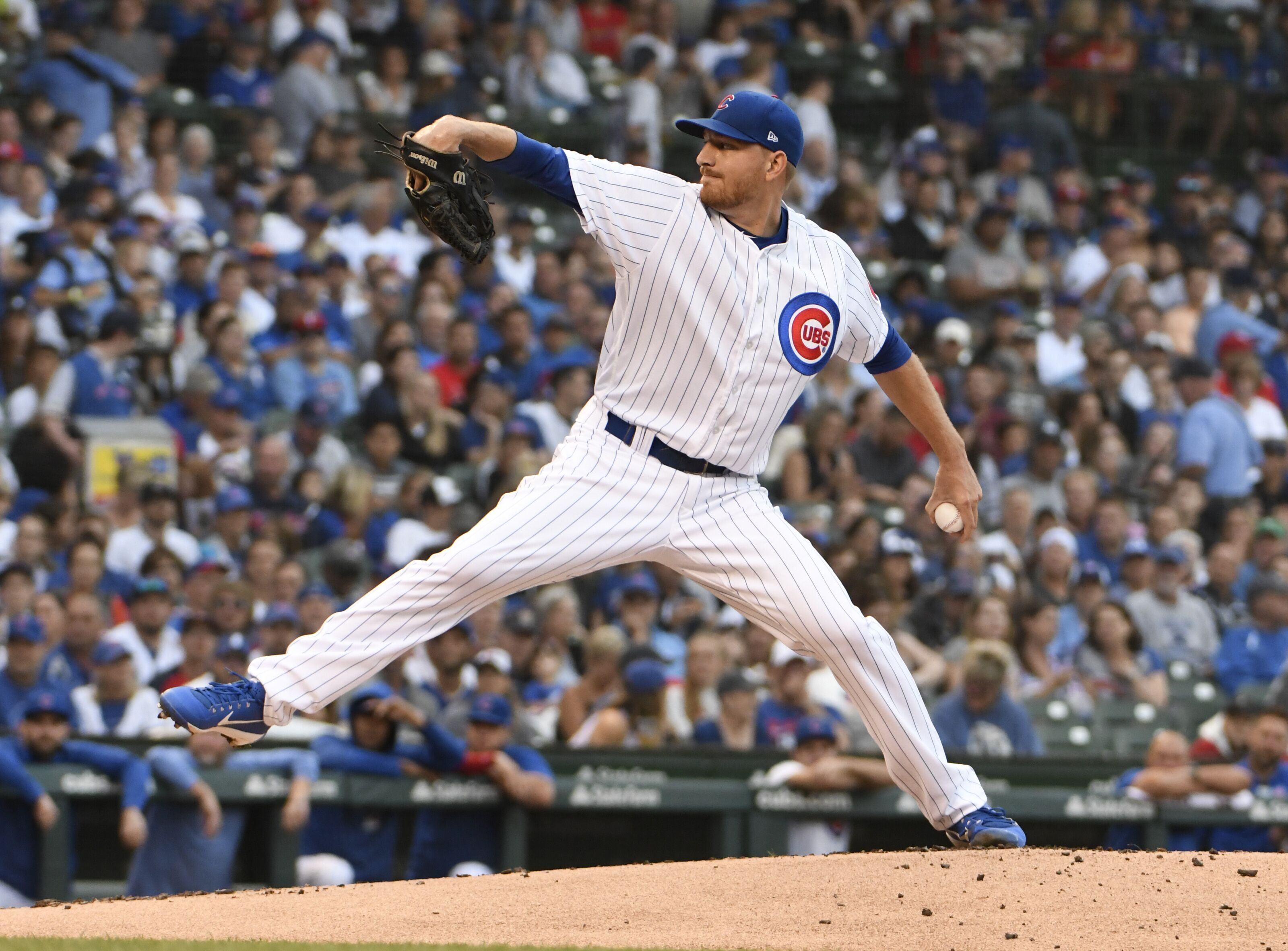 Chicago Cubs: Mike Montgomery a possible solution to bullpen need