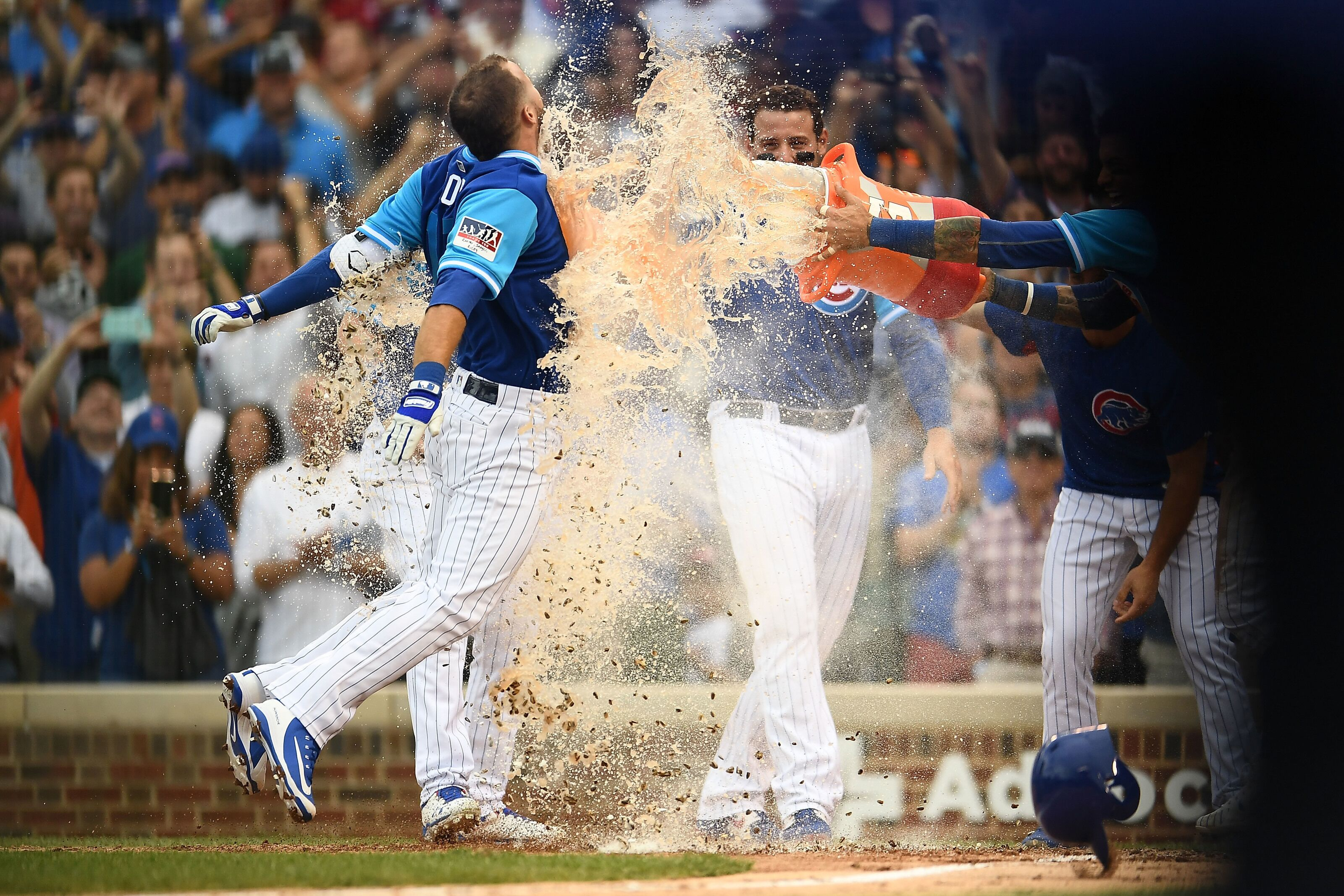 ccafe4e16b7 Chicago Cubs fall to 1-4 on young season  give David Bote an extension