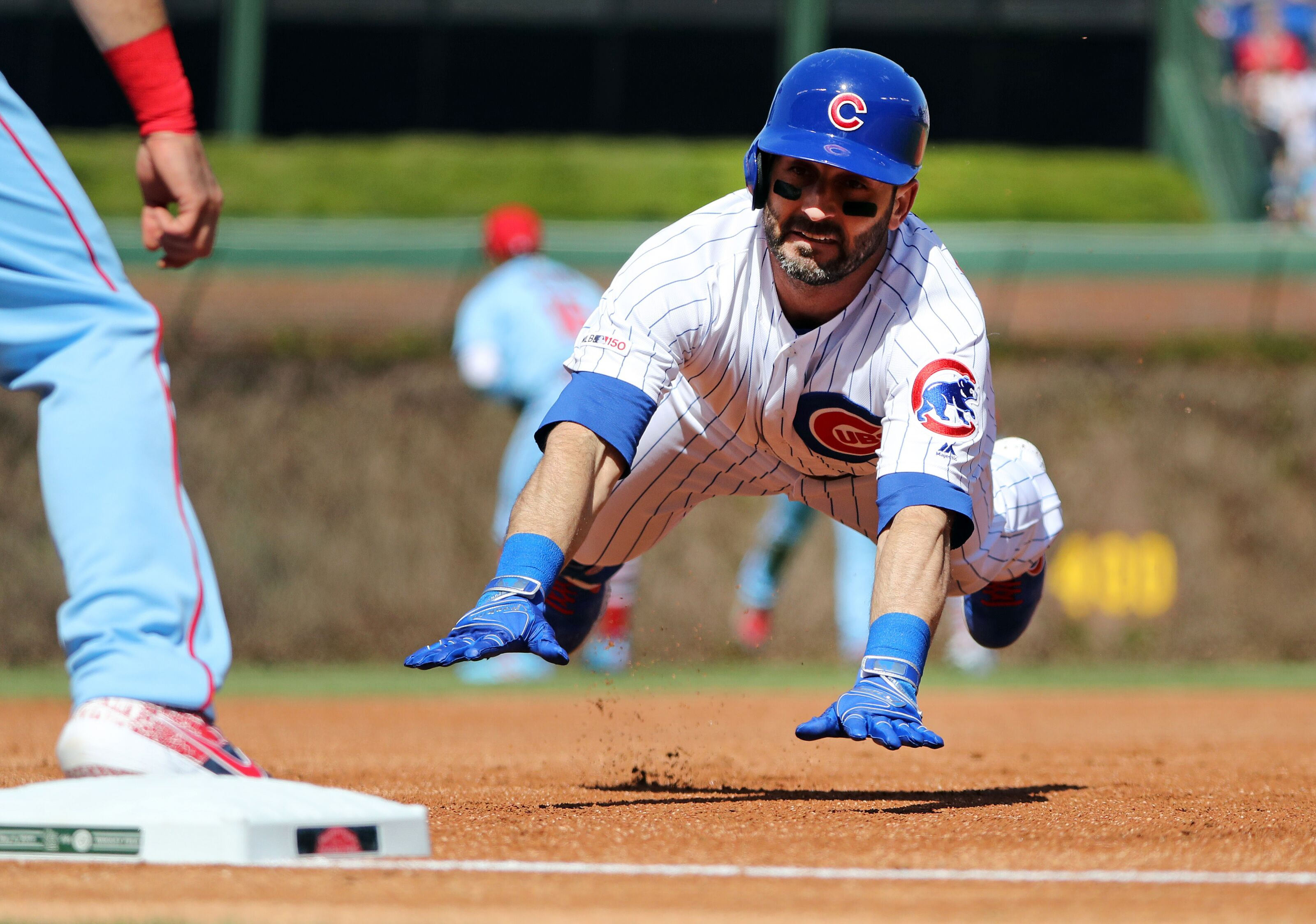 Chicago Cubs could unload utility pieces prior to or on trade deadline