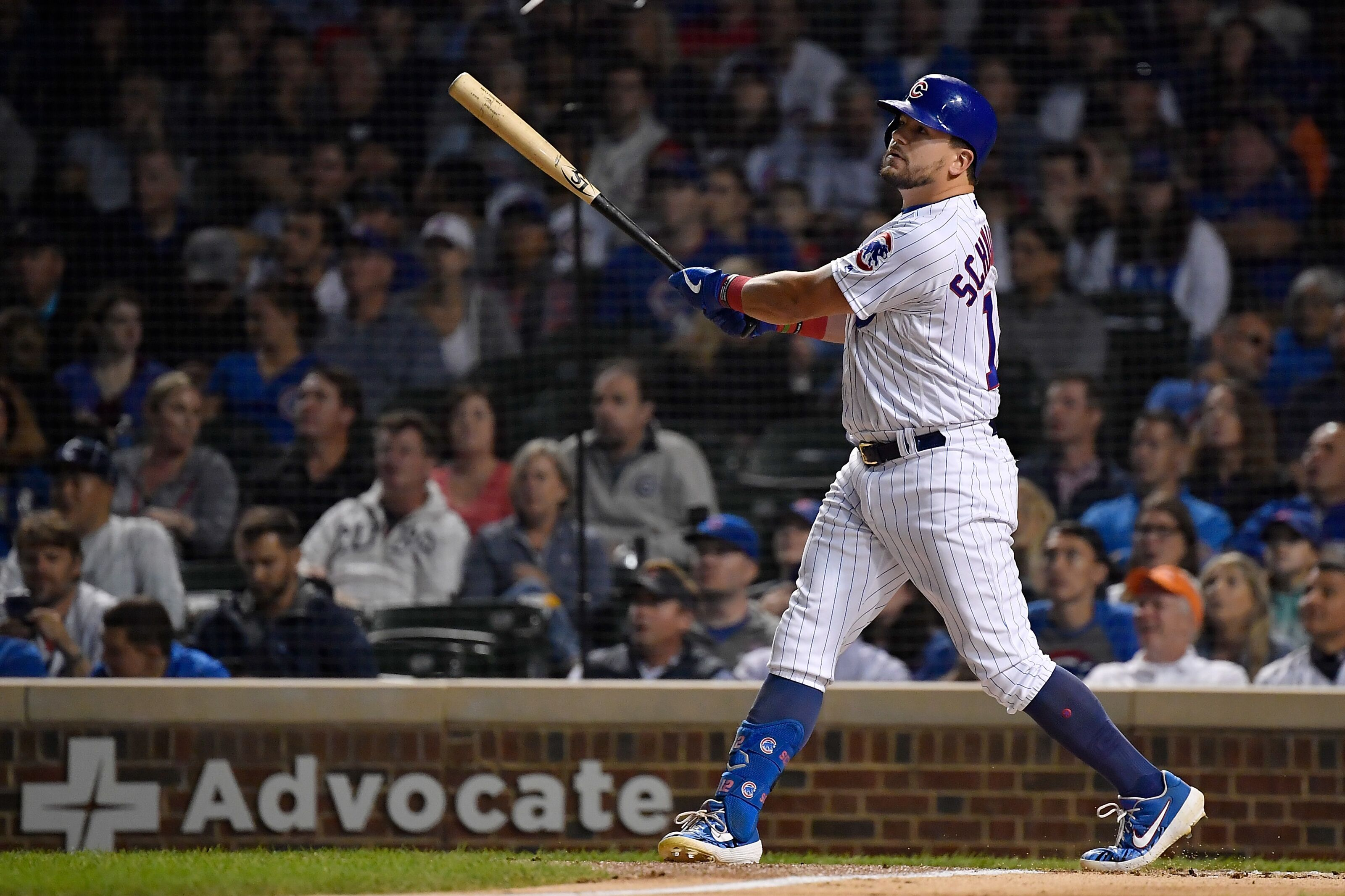 Chicago Cubs: What to do with lefty Kyle Schwarber