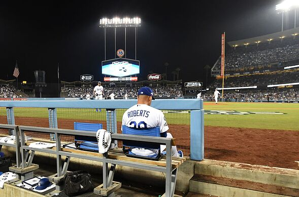 Chicago Cubs fans can be thankful after seeing Dodgers' collapse