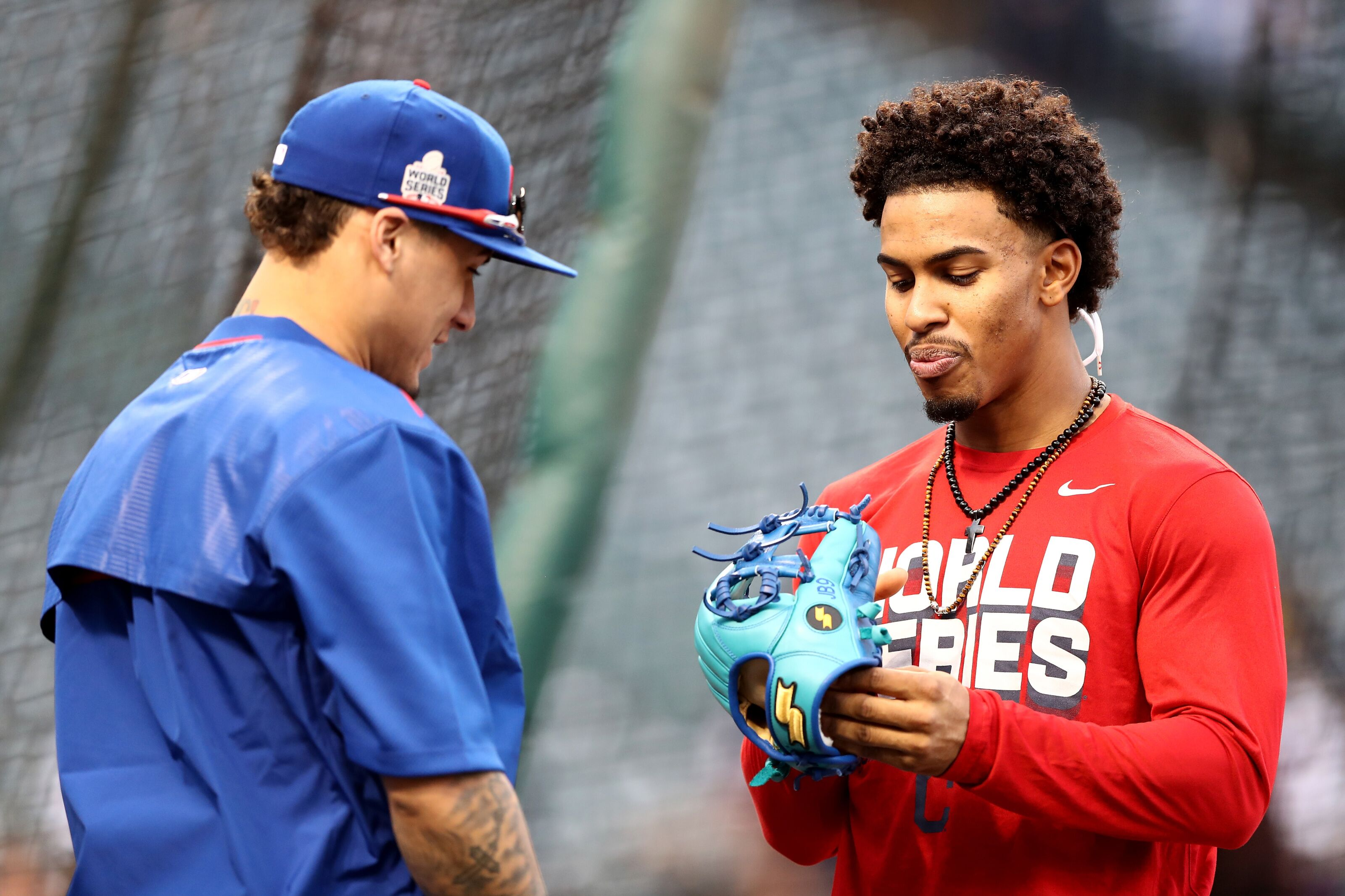 Chicago Cubs looking to keep Javier Baez and his swagger in town