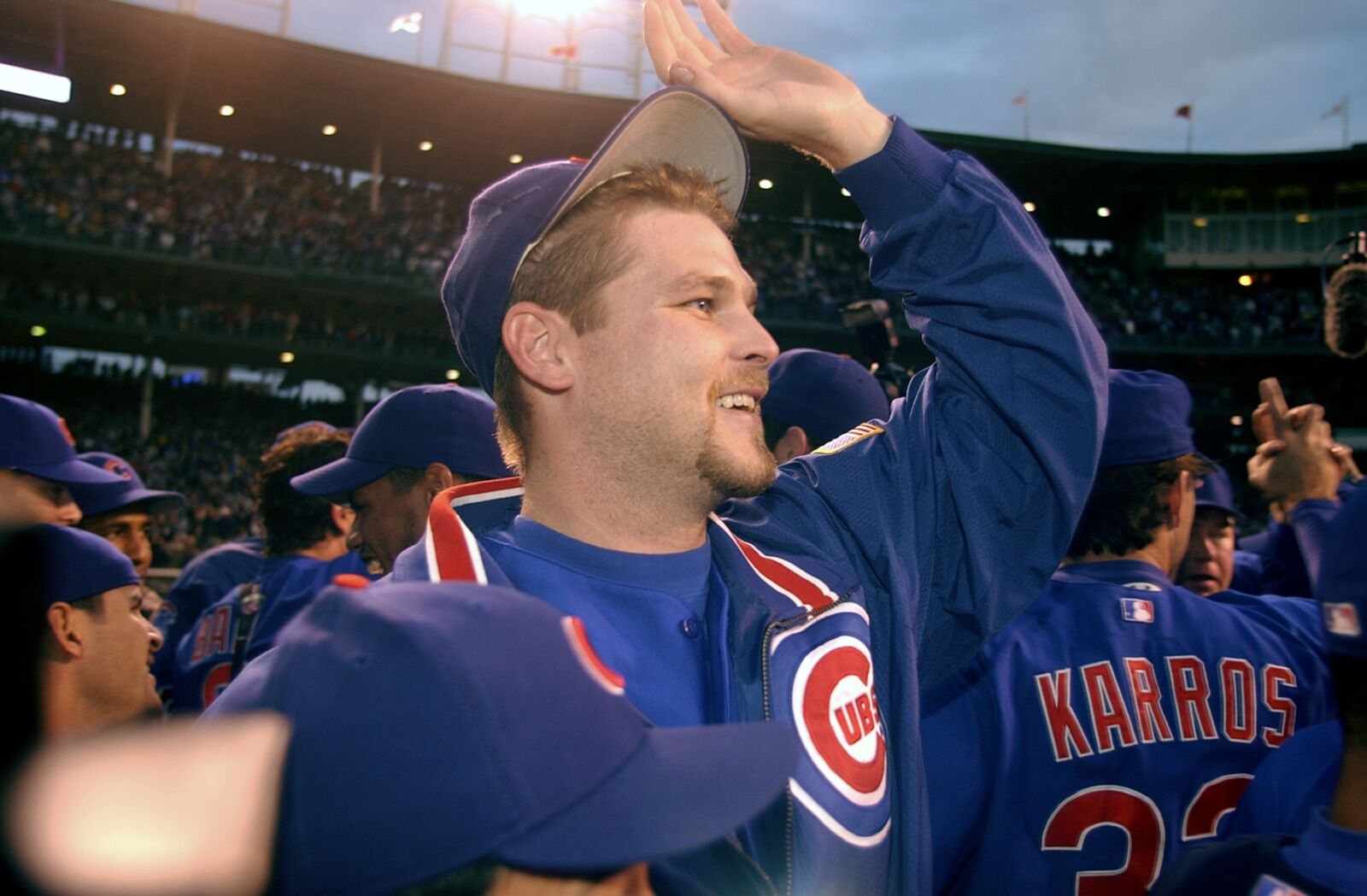 Chicago Cubs: Just how good was that 2003 Cubs team?