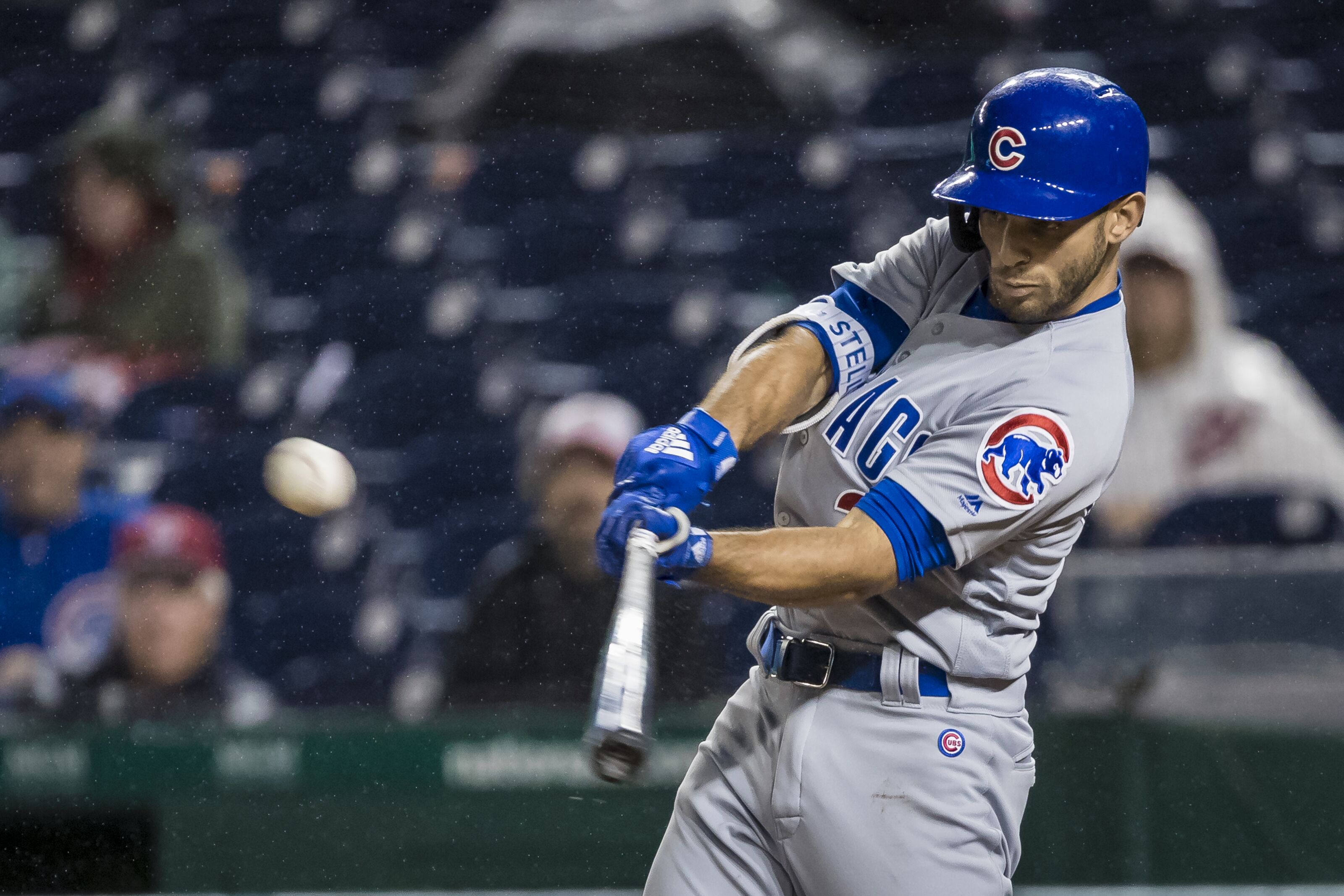 288cde5b4a2 Chicago Cubs trade pinch hitter extraordinaire Tommy La Stella to Angels