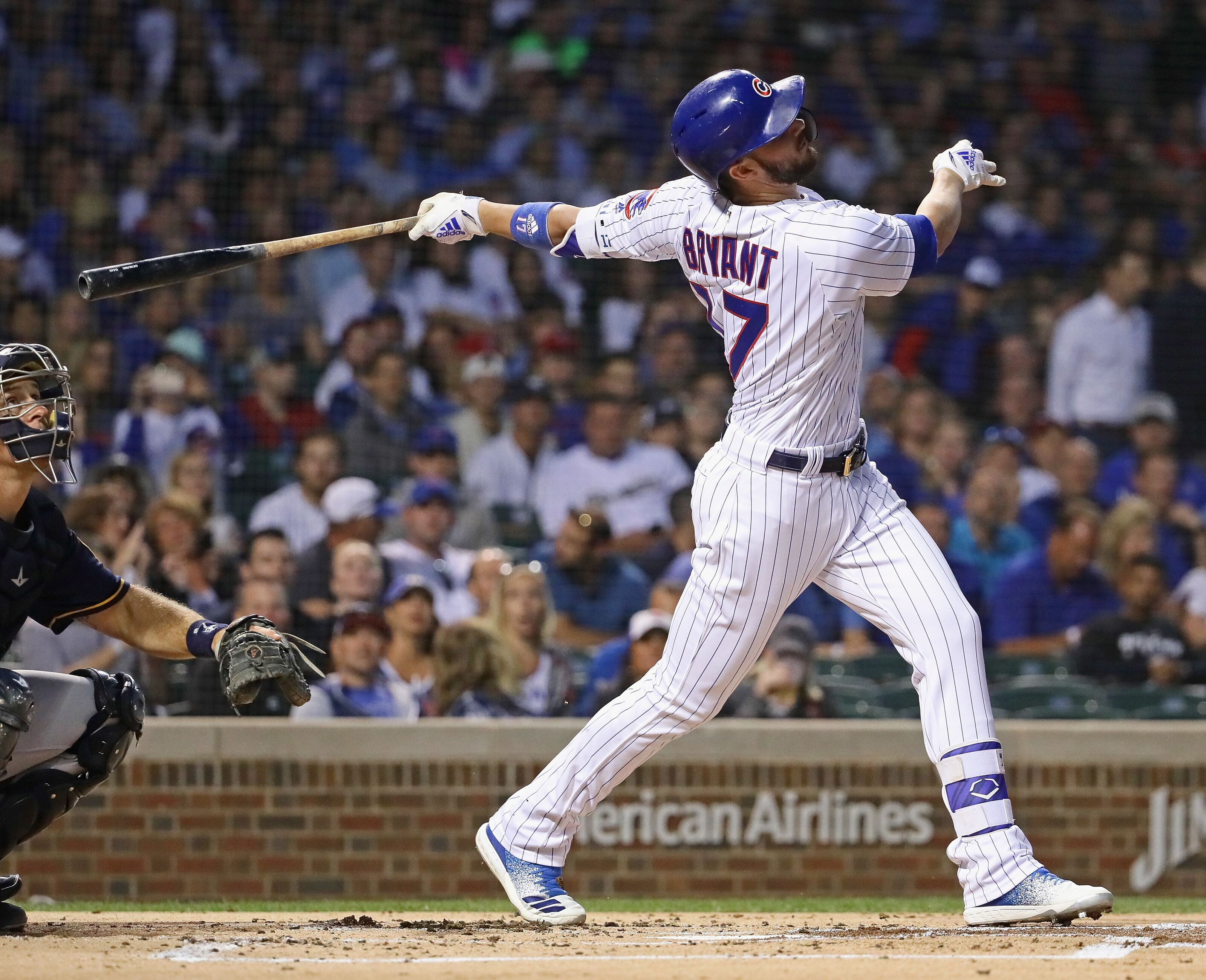 80e311c3621 Chicago Cubs  It s time to relax about Kris Bryant s slow start