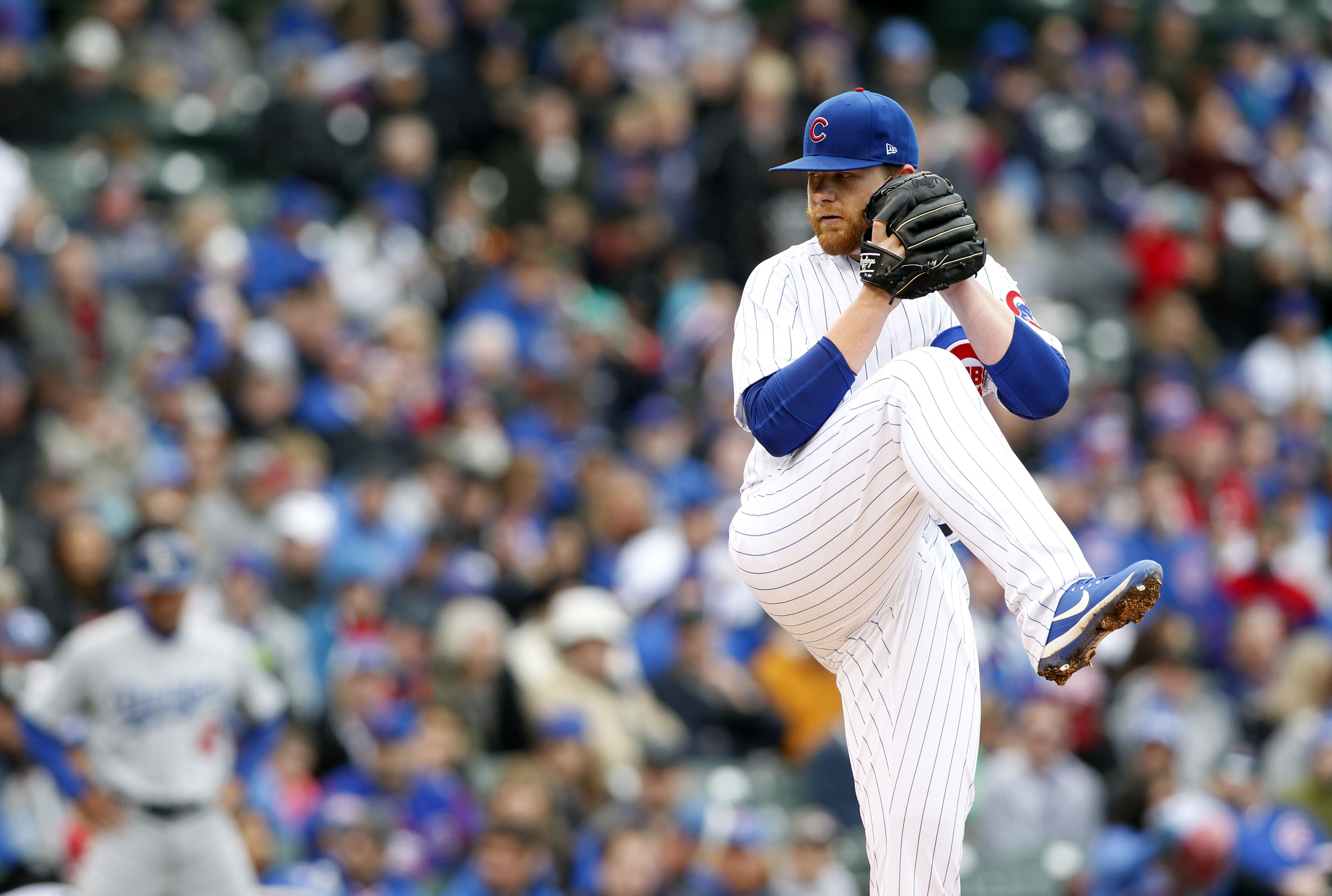 Chicago Cubs: Give Brett Anderson credit where credit is due