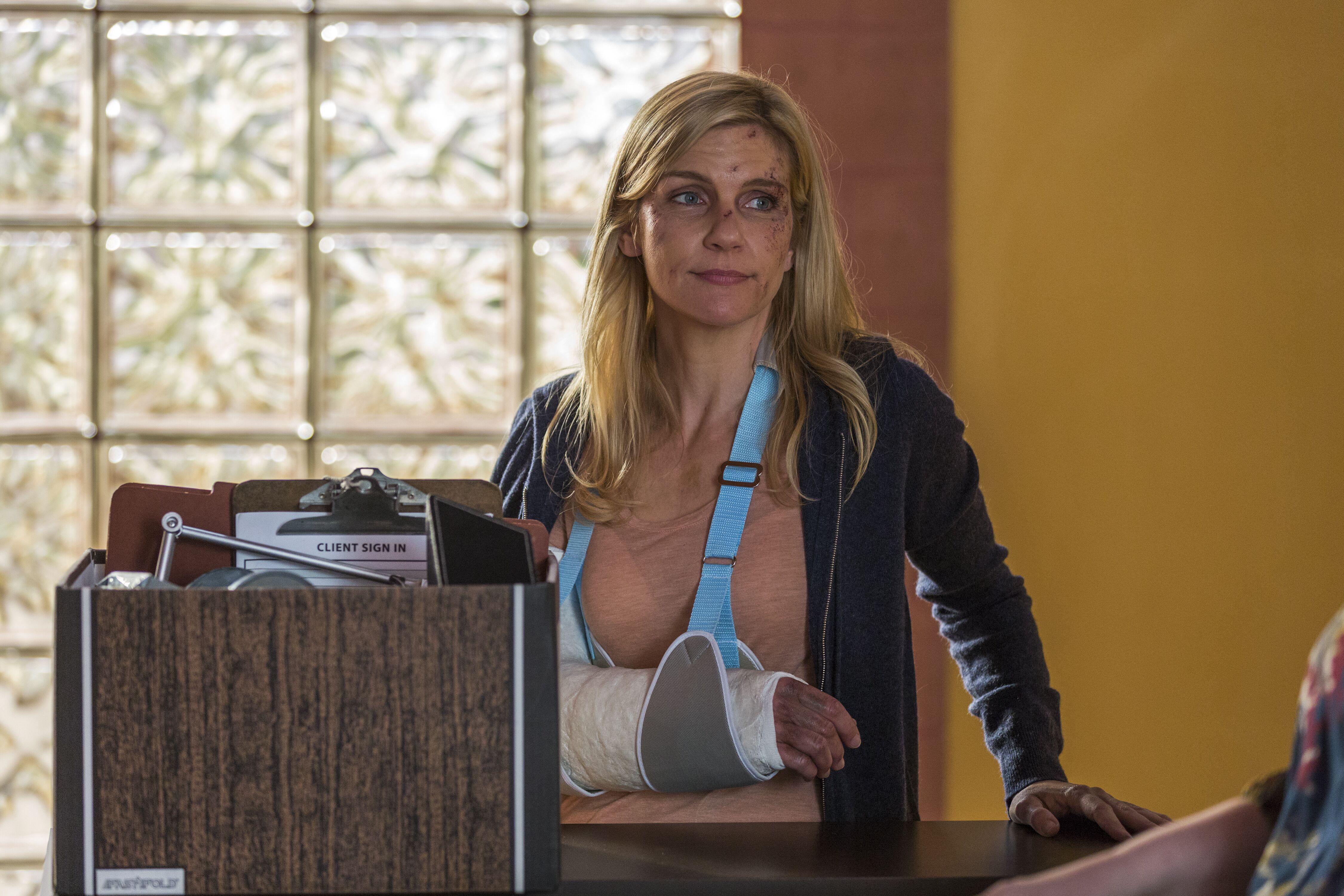 Is Kim Wexler of AMC's Better Call Saul breaking bad?