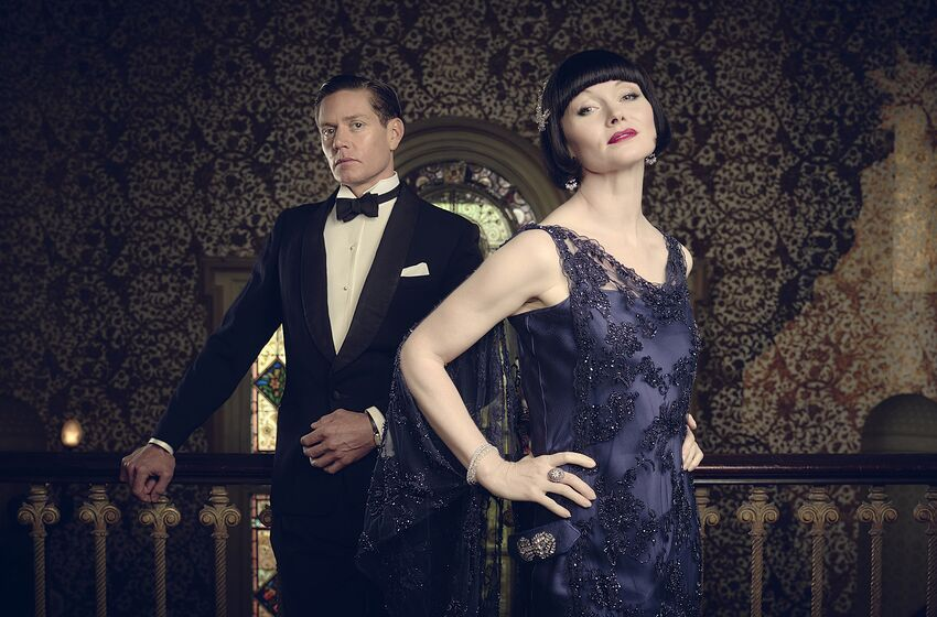 Miss FisherS Murder Mysteries Stream