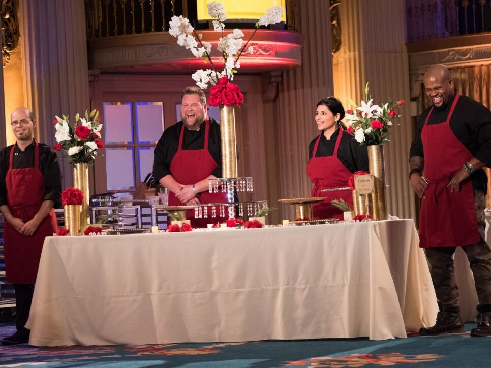 Food Network Star Beauty And The Beast Episode
