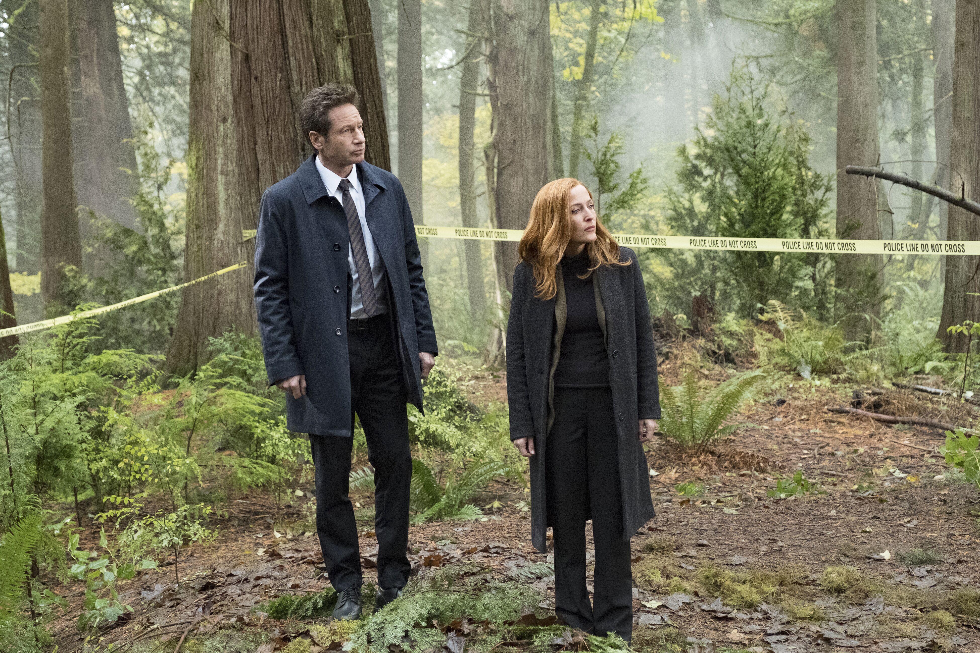 X Files Season 11 Stream