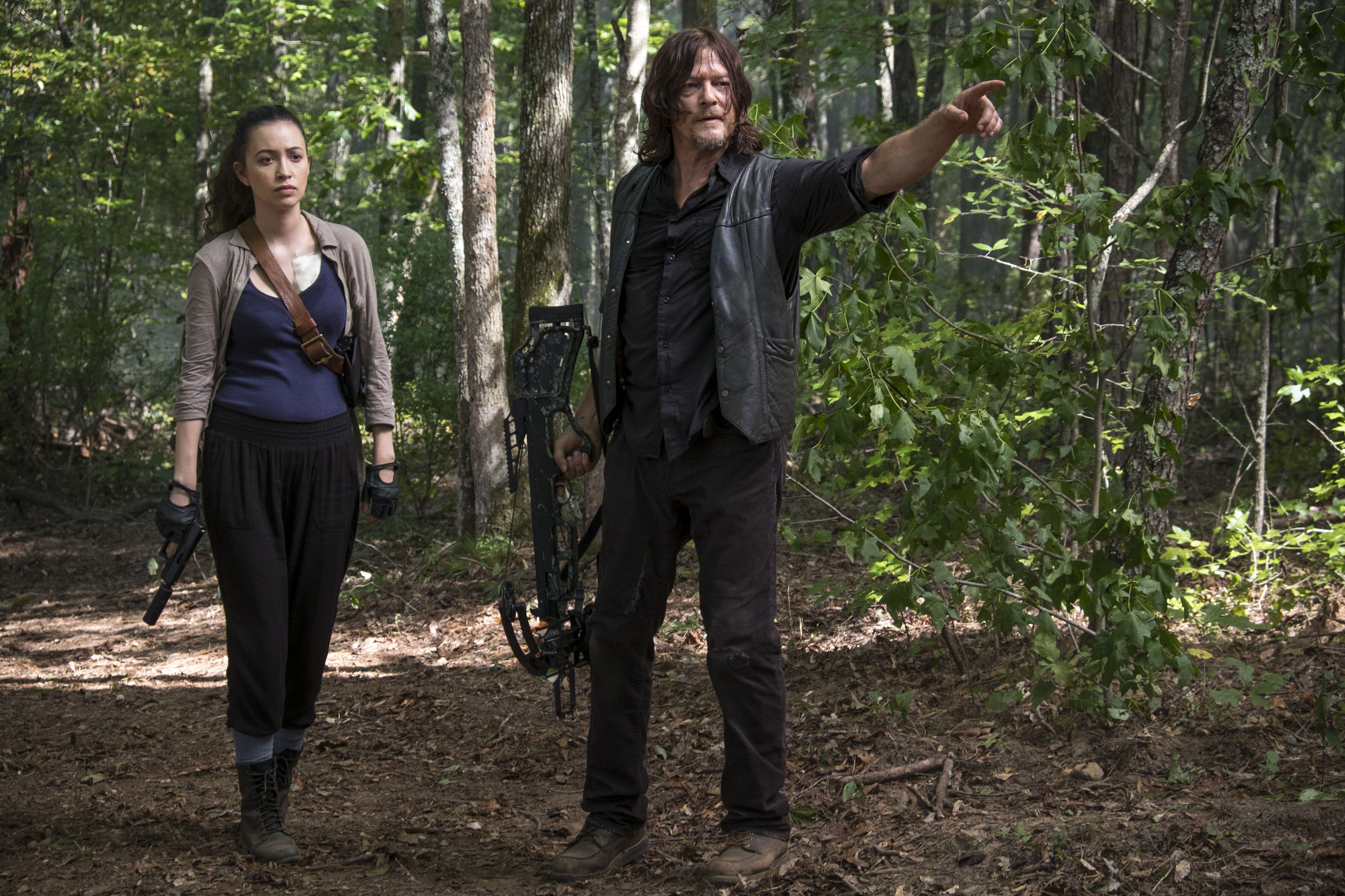 The Walking Dead Season 8 Watch Online