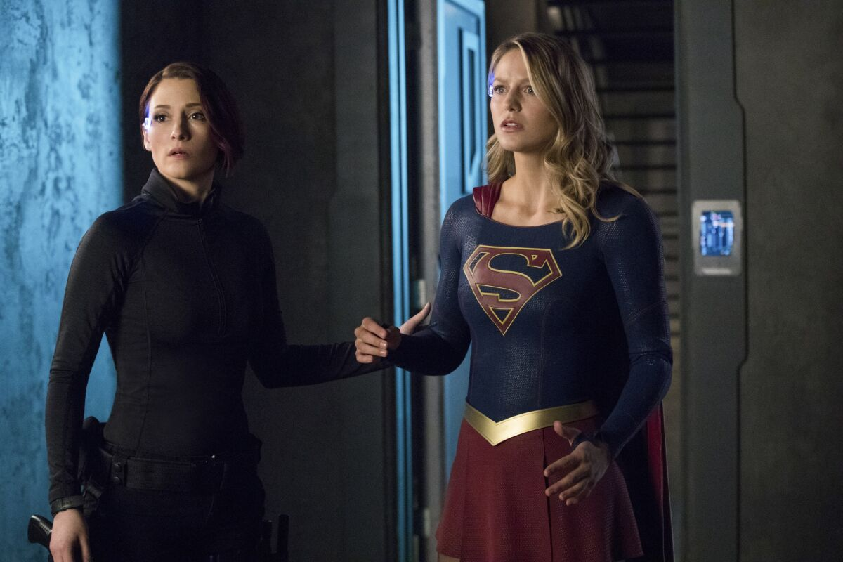 Supergirl Season 3 Stream
