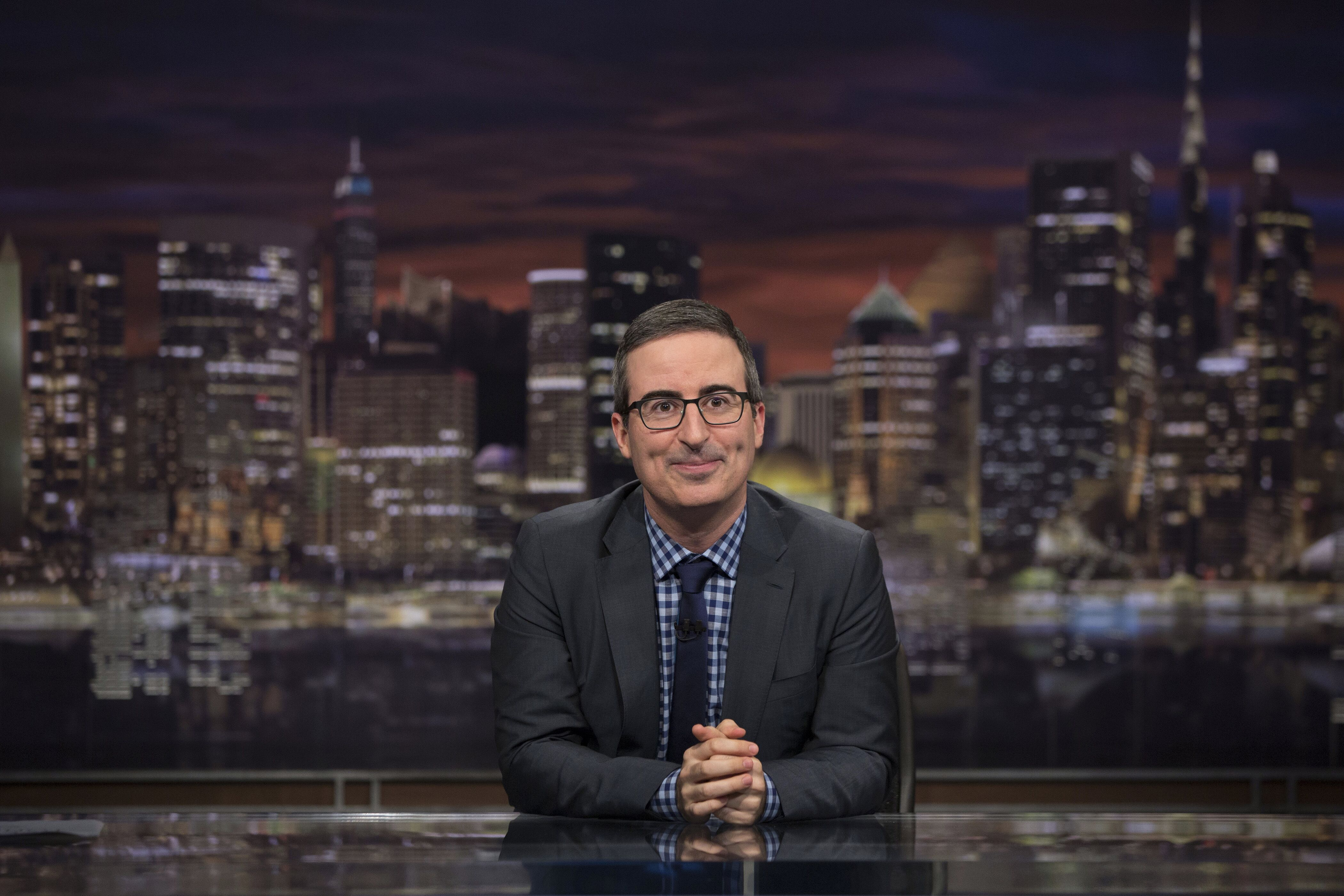 Death investigations get serious on Last Week Tonight with John Oliver