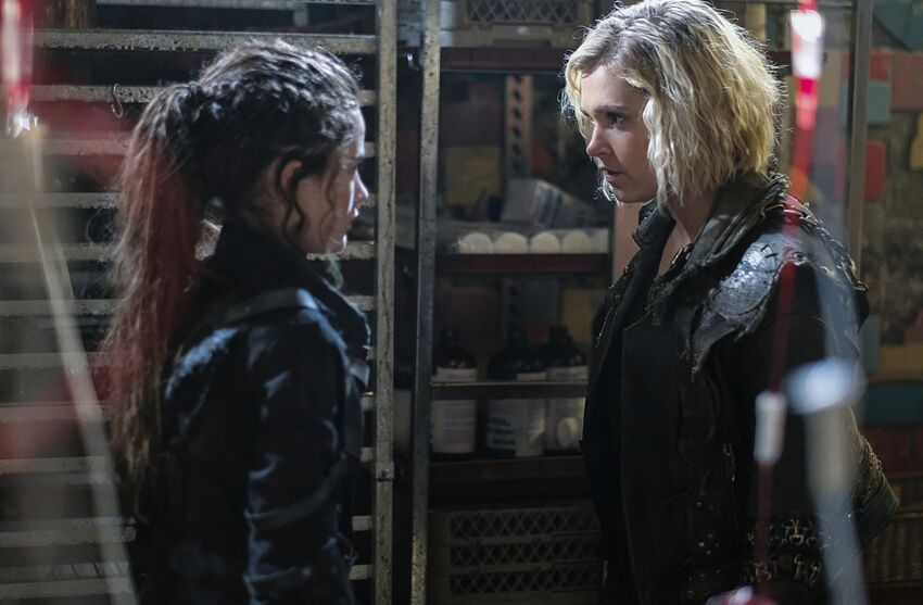 The 100 season 5 episode 11 review: The Dark Year