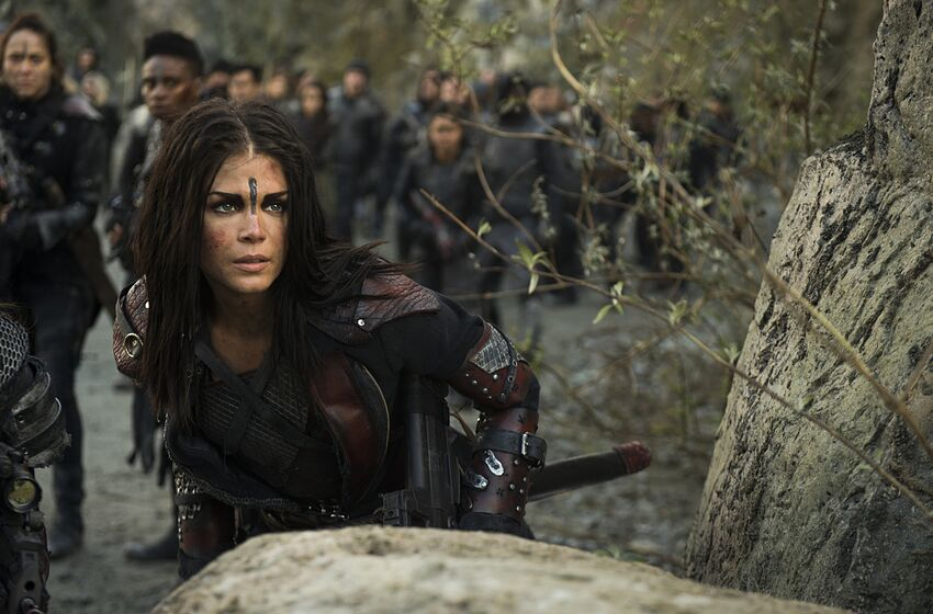 The 100 season 5 episode 13 review: Damocles Part Two