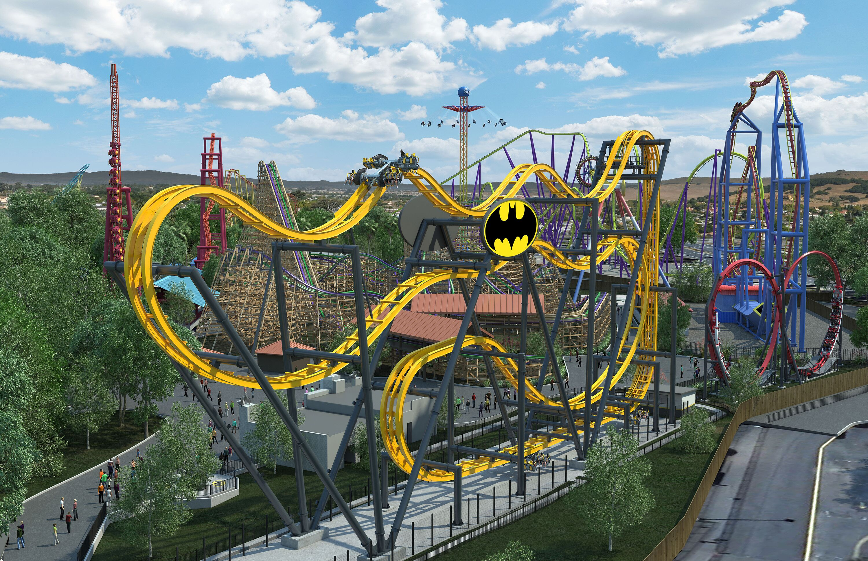 9 theme park rides that will have your adrenaline pumping next year