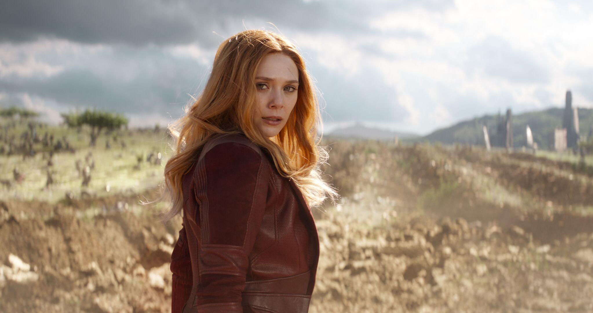 Scarlet Witch deserves better than life as a convenient MCU plot device